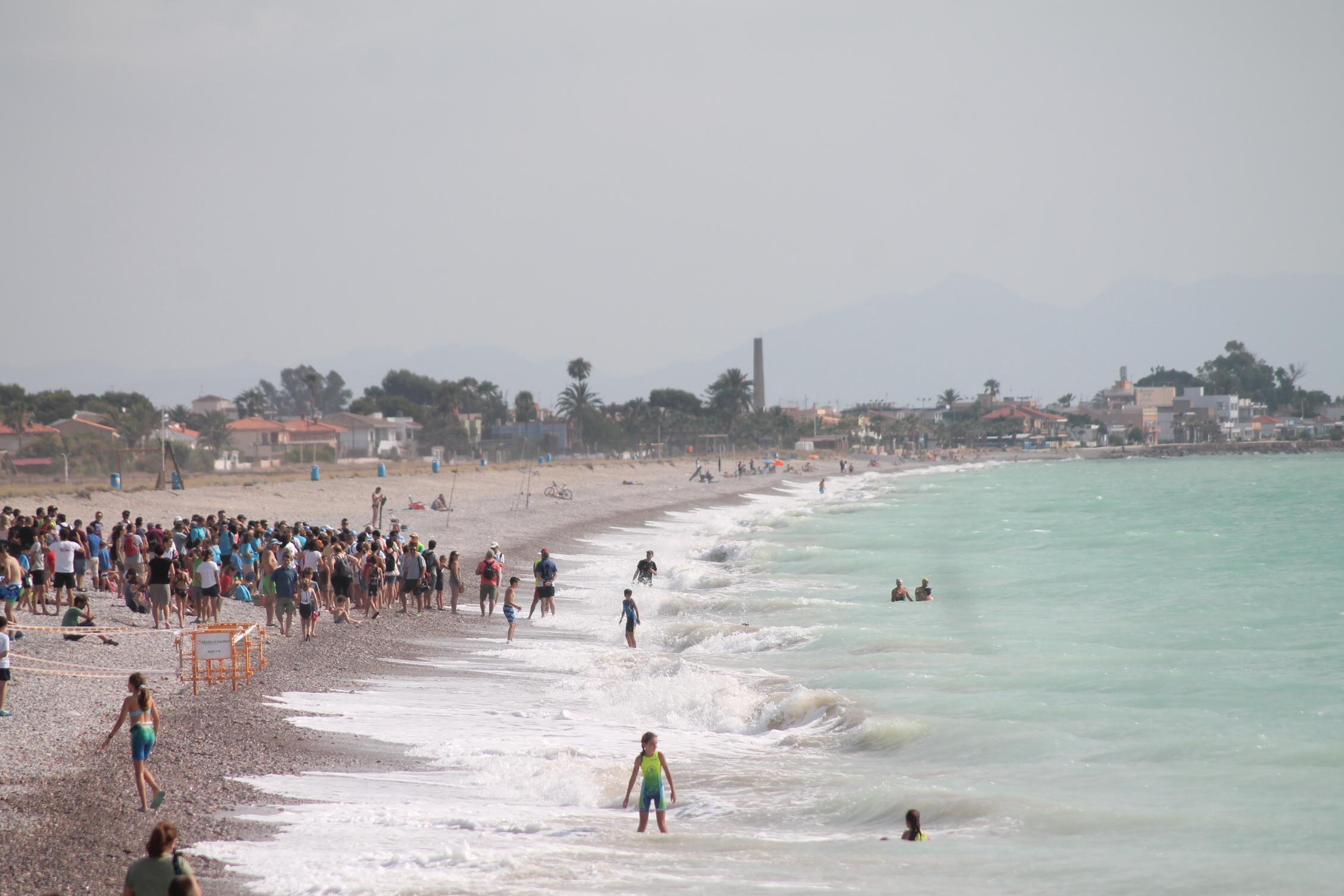 El gobierno de España licita las obras de las escolleras en la playa de Almenara por 7.8 millones de euros