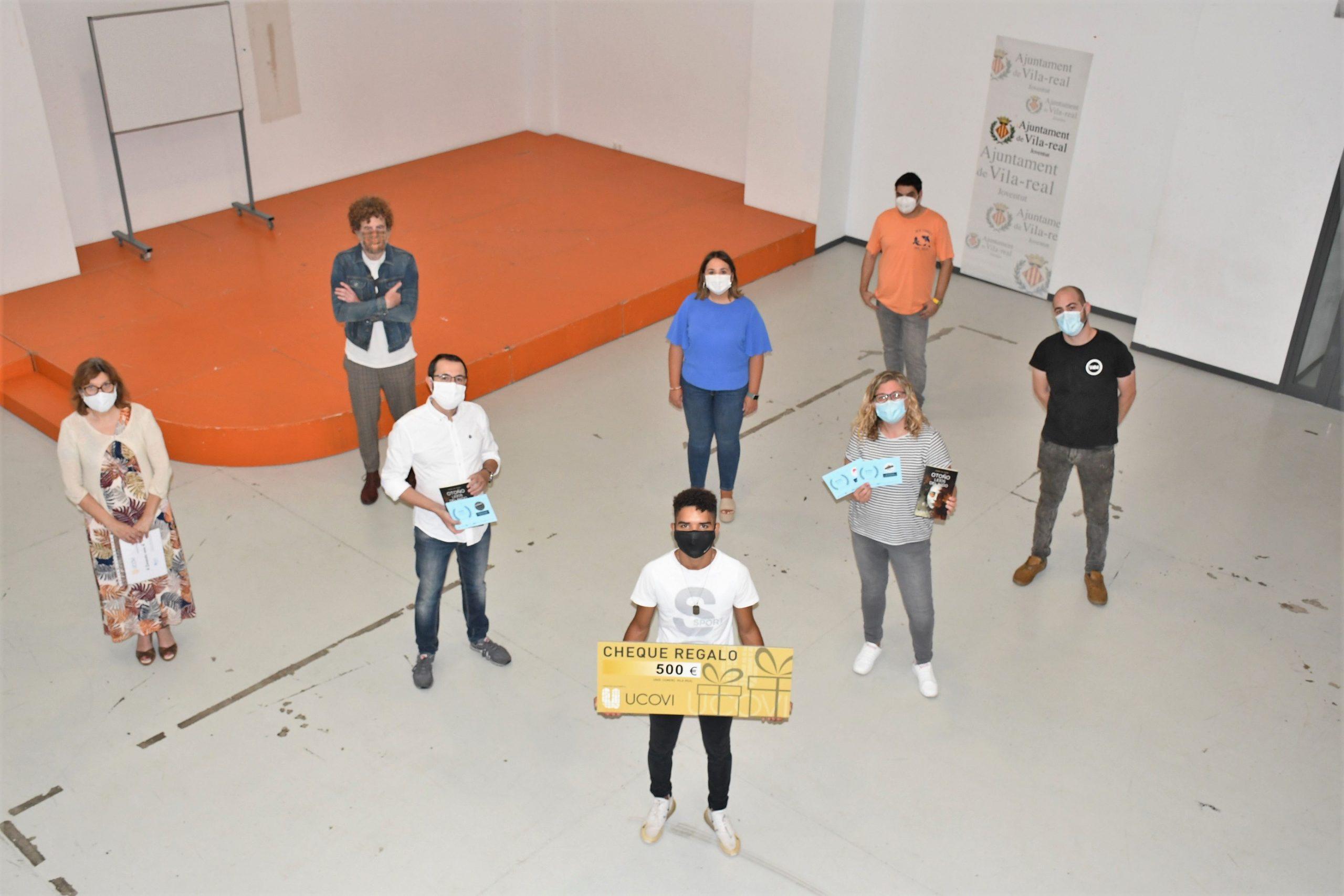 Vila-real entrega los premios del concurso de cortometrajes Confinafest