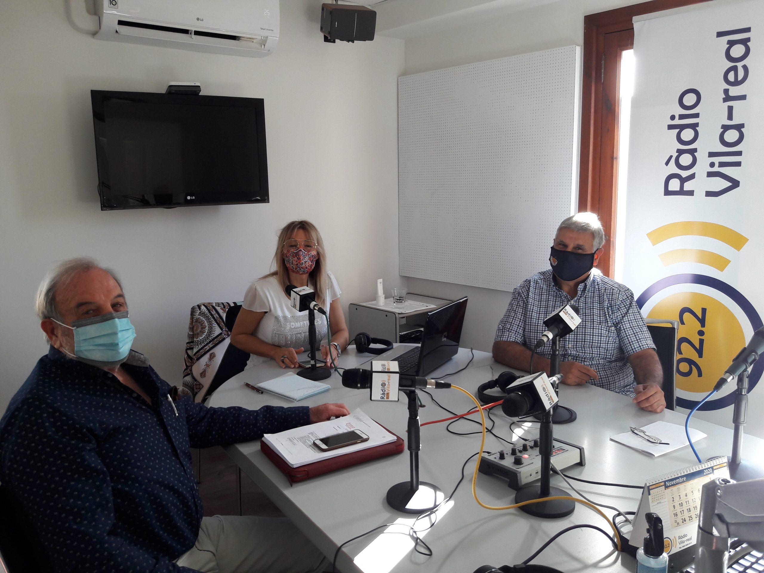 Víctor Viciedo y Pepe Montagut son los protagonistas de nuestra sección de agricultura