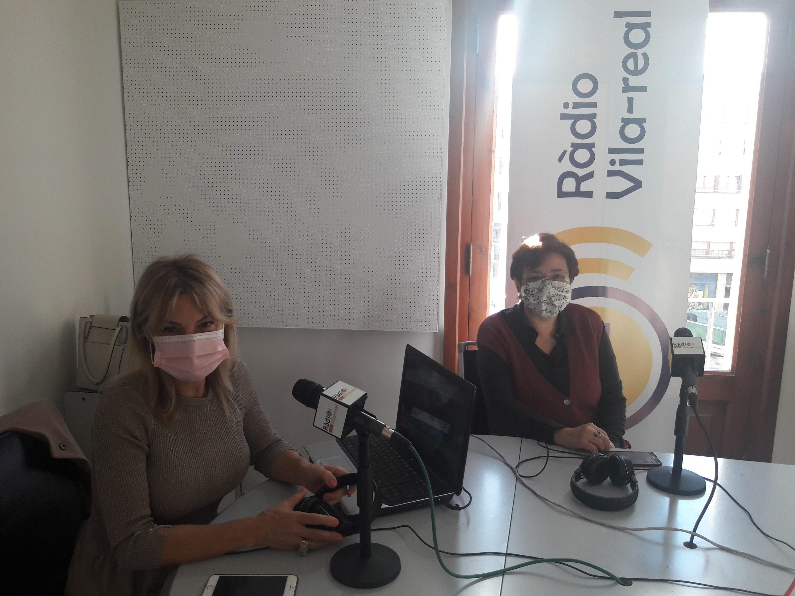 Entrevista a la diputada autonómica del PSPV, Sabina Escrig