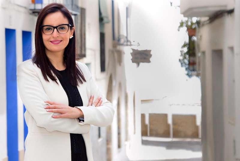 Entrevista a la portavoz del PSOE de Peñíscola, Isabel Esbrí