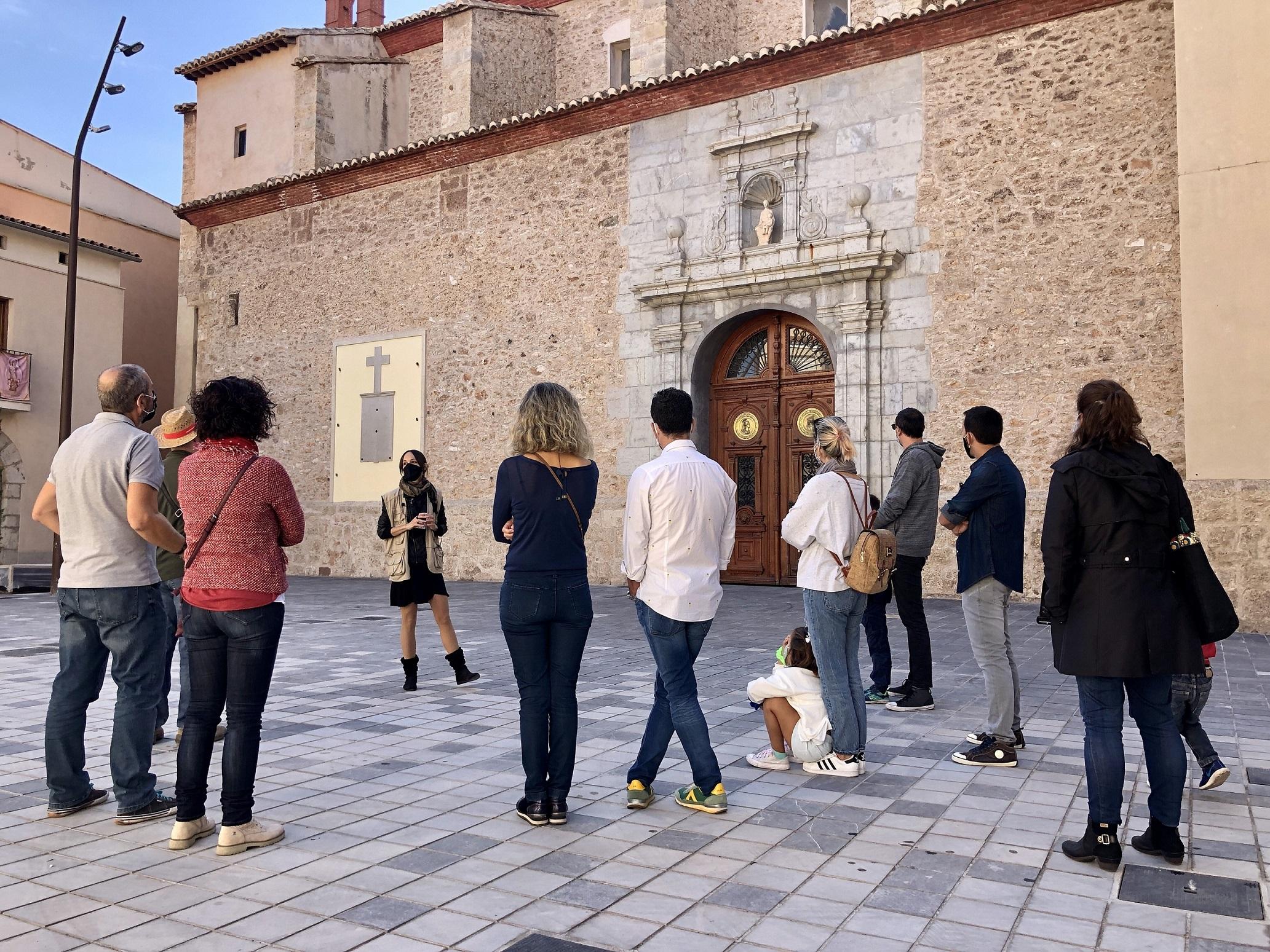 Almassora supera las 50 inscripciones para las visitas guiadas por la Vila