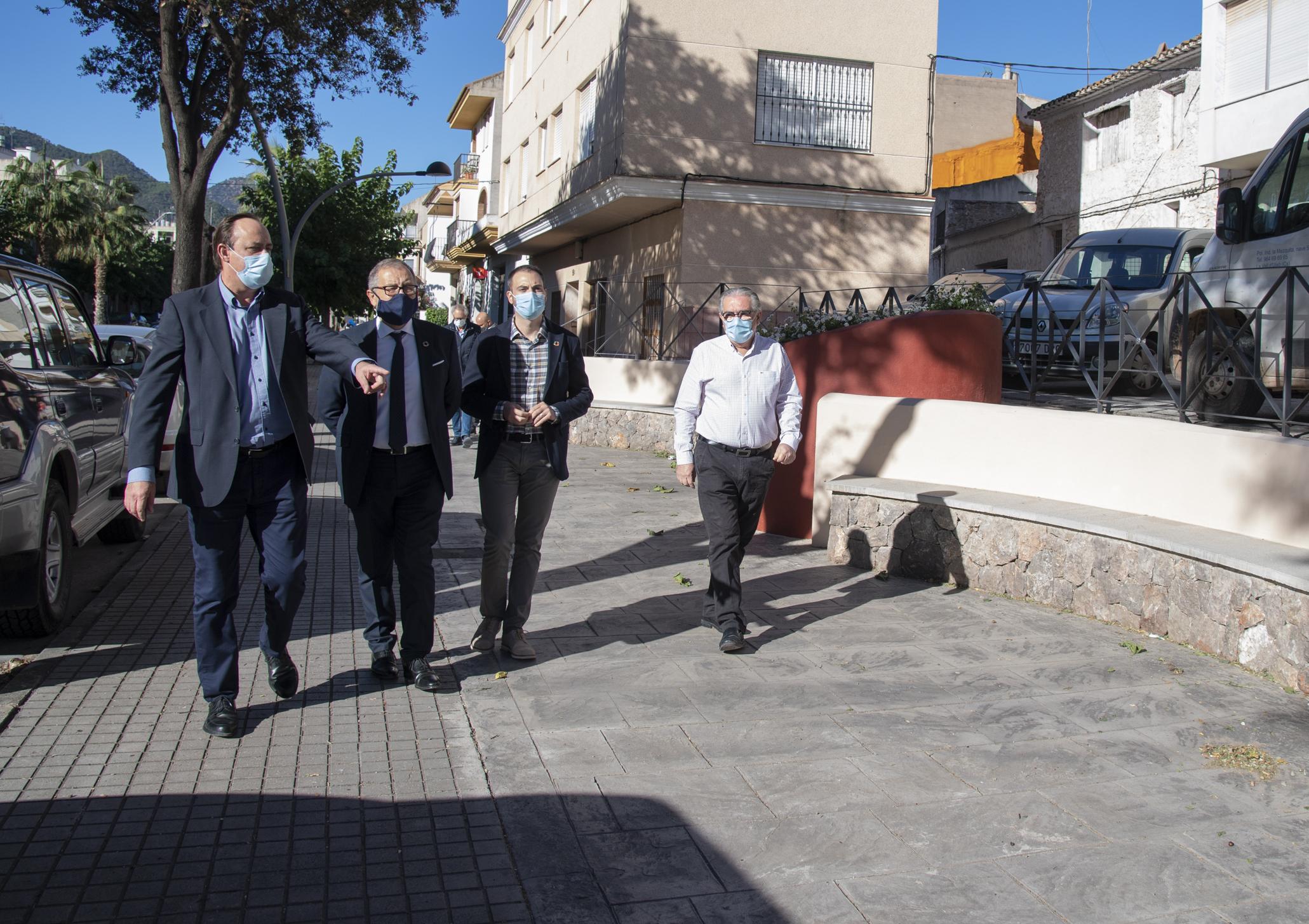 La Diputación de Castellón estudia novedades en el Pla 135 para reforzar el poder de decisión de los ayuntamientos