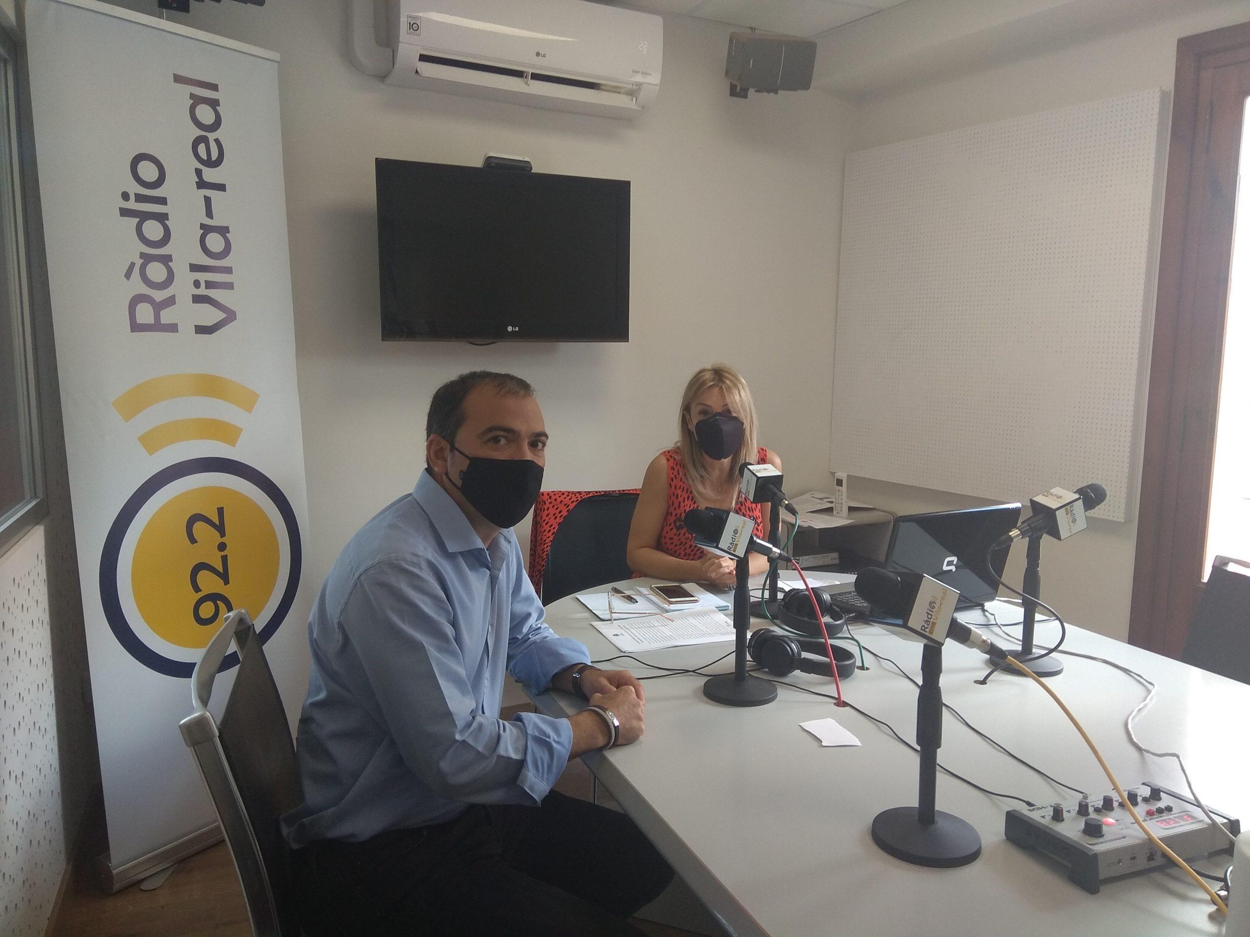 Entrevista al concejal de Promoción Económica, Xus Madrigal