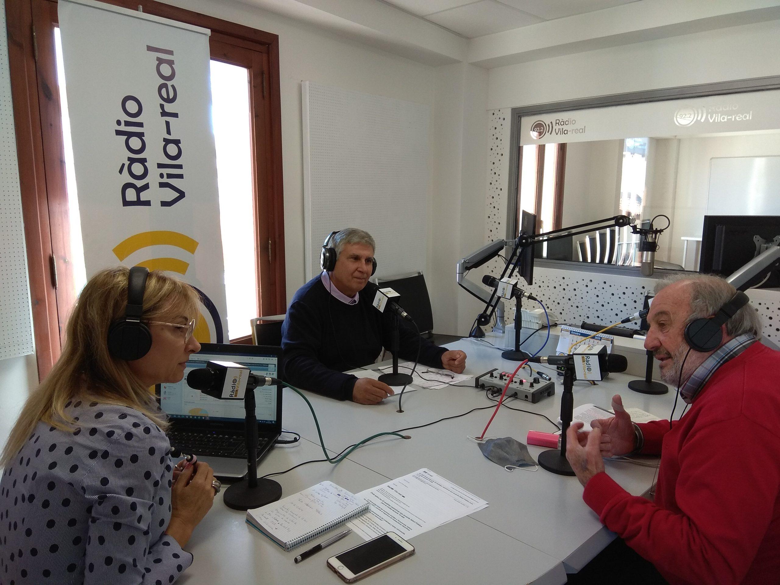 Escucha nuestra sección de agricultura con Víctor Viciedo y Pepe Montagut
