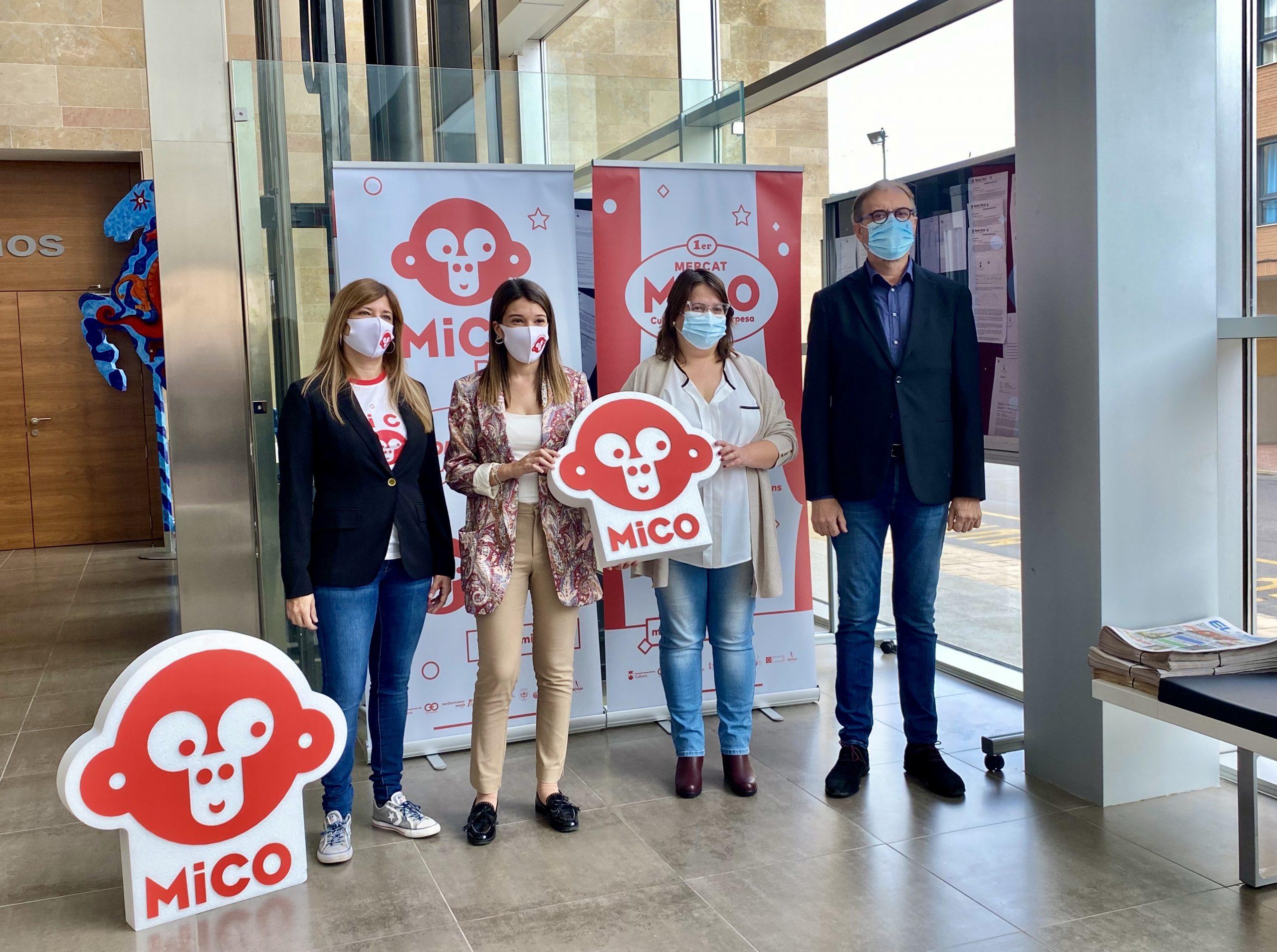 Sanz anima a los municipios de Castellón a apostar por la cultura en la inauguración en Oropesa del MICO