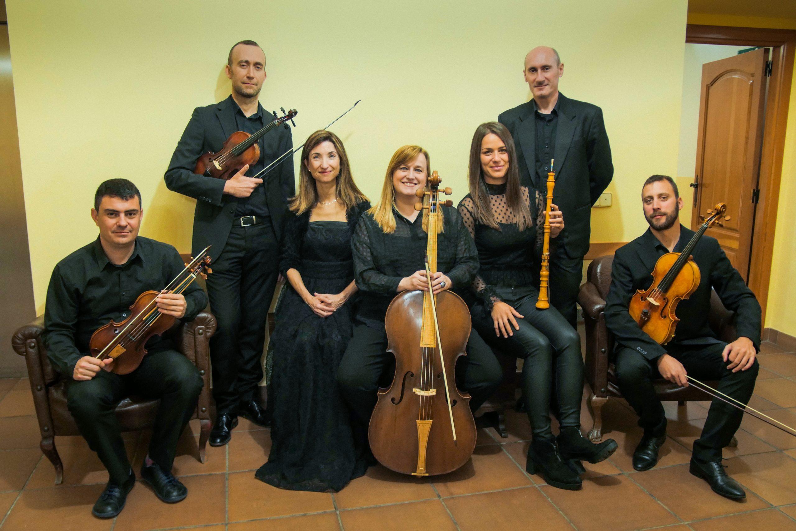 Nuevo concierto de música barroca en la ermita de Sant Blai de Burriana