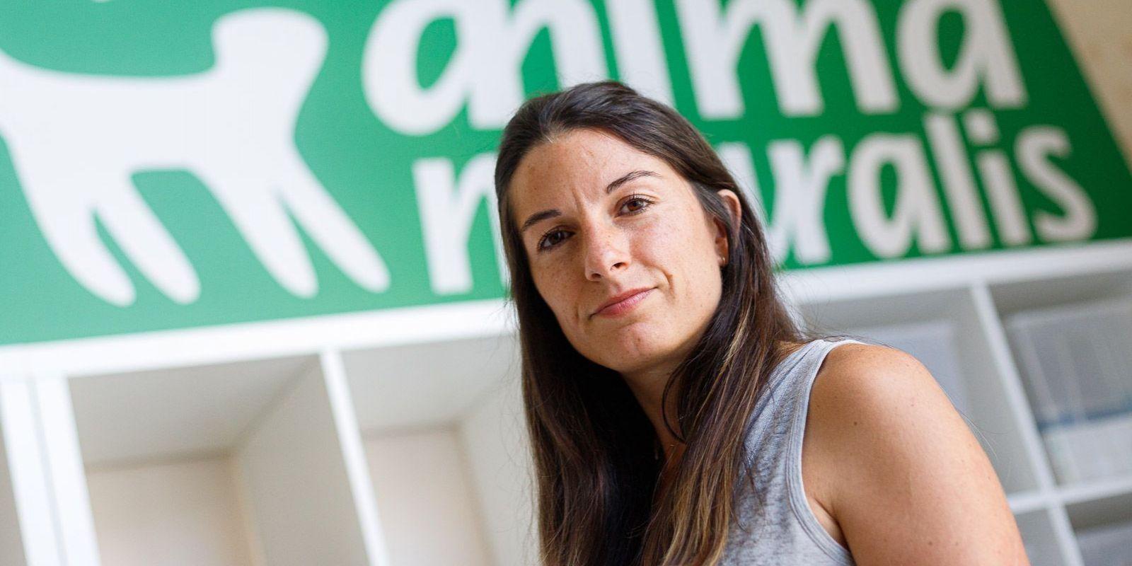 Entrevista a la accionista de Anima Naturalis, Aïda Gascón