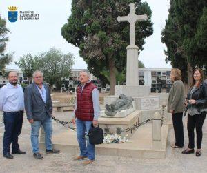 Entrevista al concejal de Cementerio de Burriana, Hilario Usó