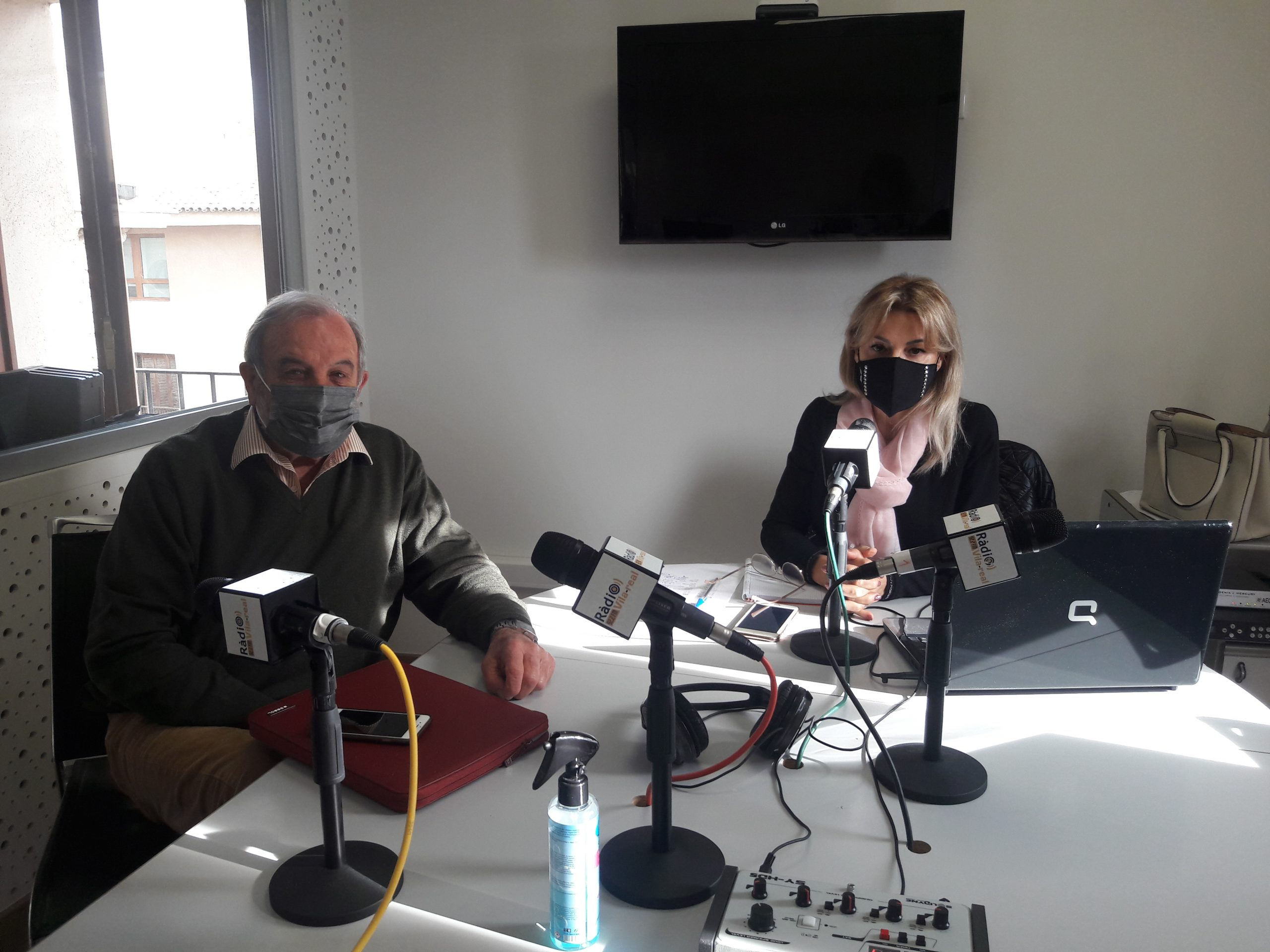 Entrevista al Presidente de Agricultores de Nules, Pepe Montagut