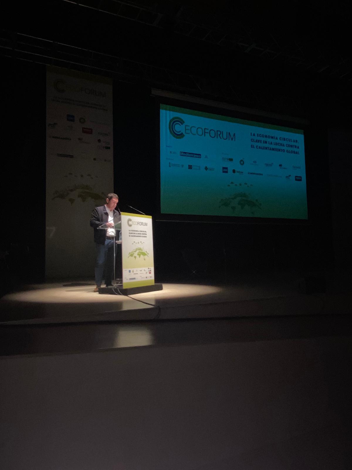 El Diputado de Sostenibilidad Ignasi García pide colaboración para lograr la transición ecológica en las comarcas de Castelló