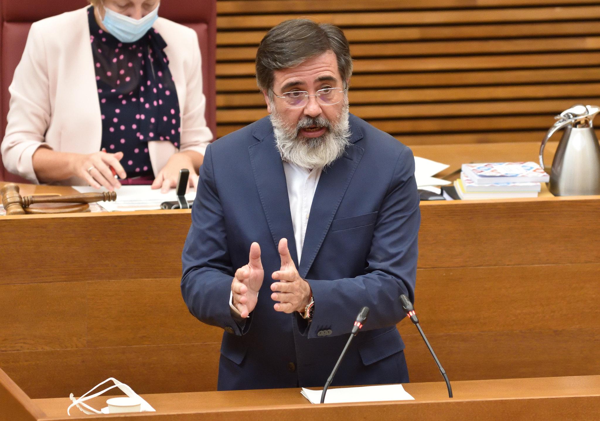 """Castelló (PPCV): """"La rectificación de Dalmau demuestra que la ley de tanteo y retracto es una gran chapuza como advertimos"""""""