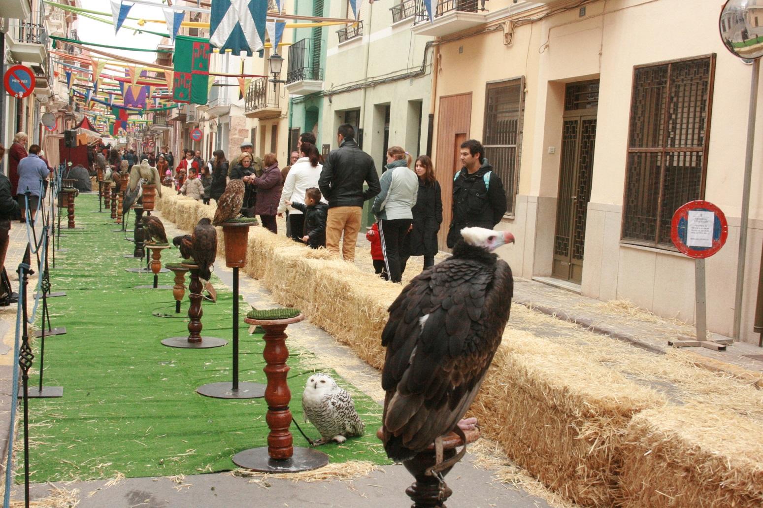 Almassora suspende la Gala del Deporte Local y la Feria Medieval por el riesgo de contagio de COVID