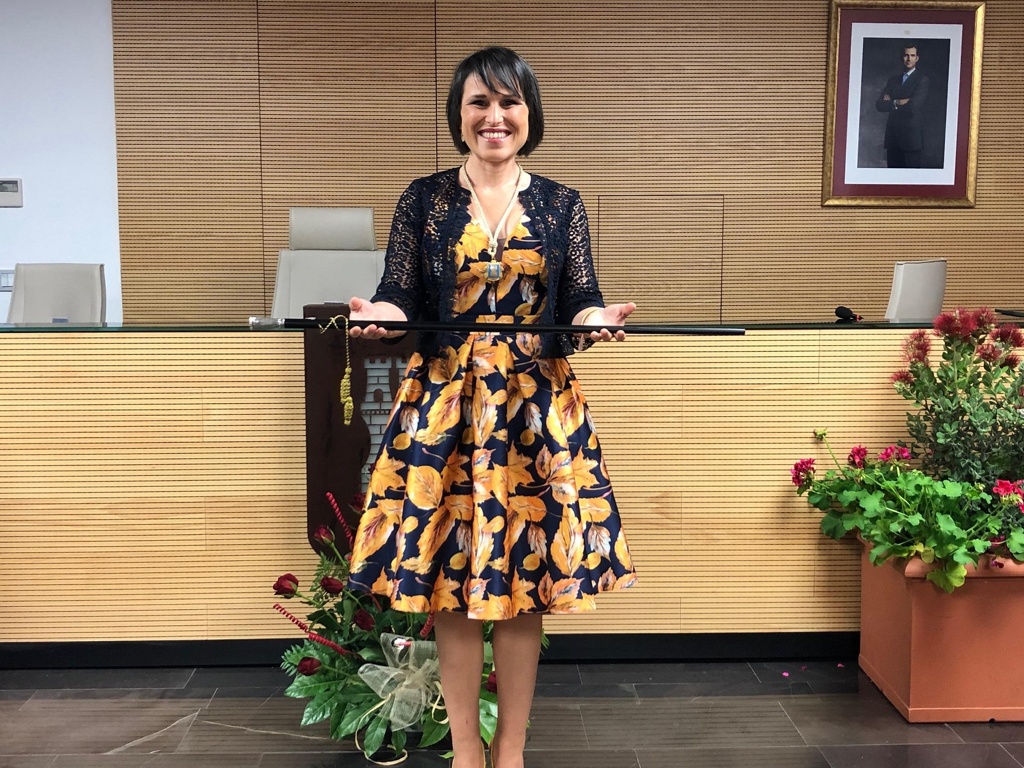 Entrevista a la alcaldesa de Almassora, Merche Galí