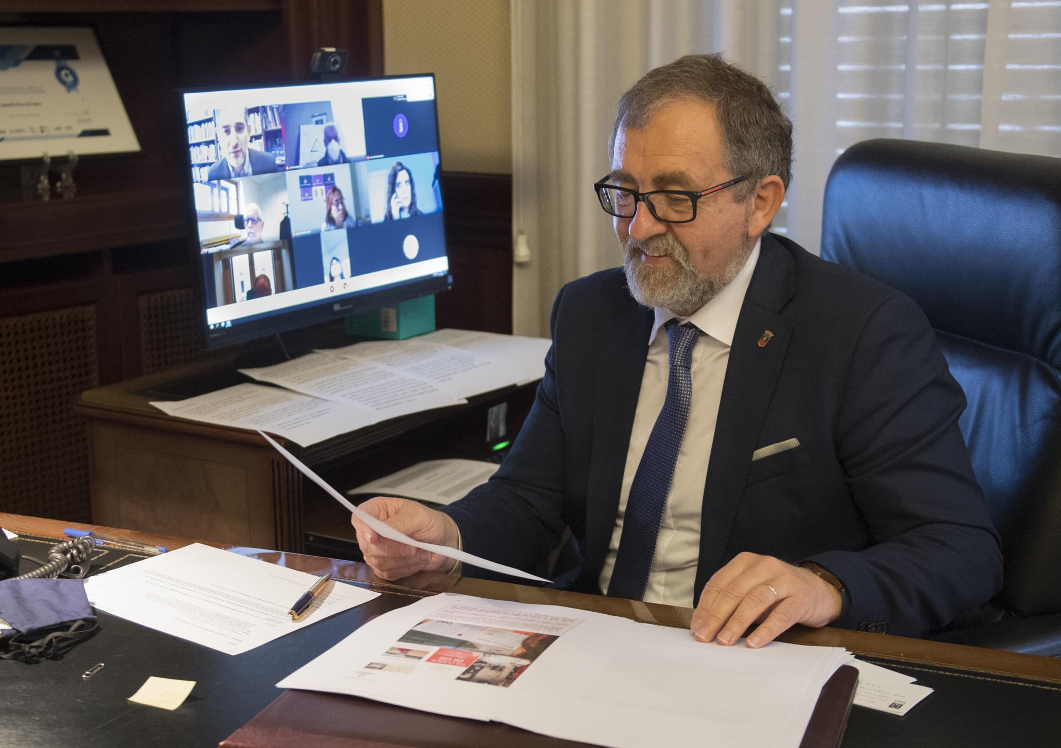 José Martí defiende el potencial turístico del Camino del Cid para pueblos del interior de Castellón por los que atraviesa la ruta