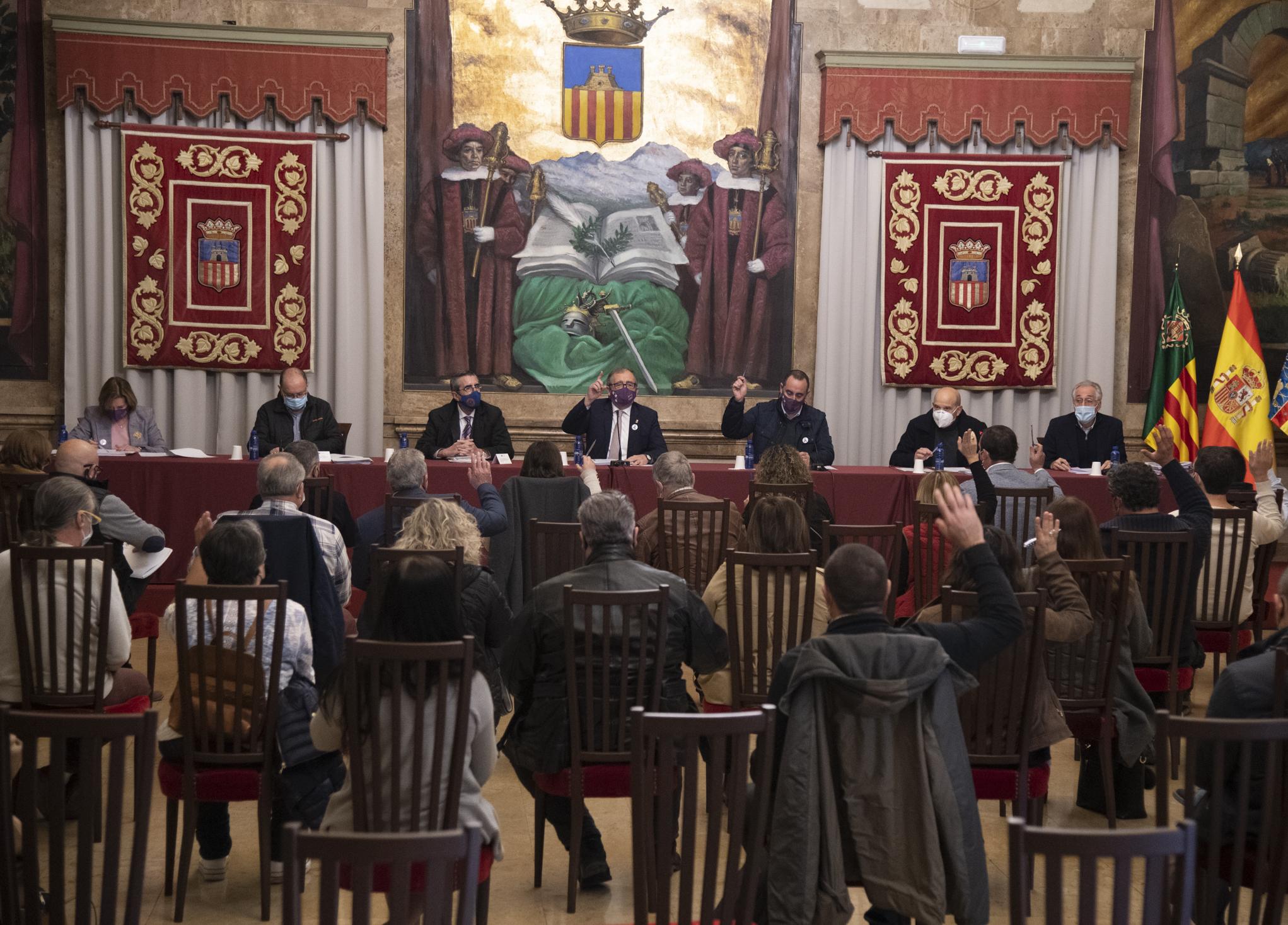 El Consorcio Provincial de Bomberos de Castellón supera por primera vez los 20 millones de presupuesto y aprueba la mejora de la plantilla con 19 nuevas plazas