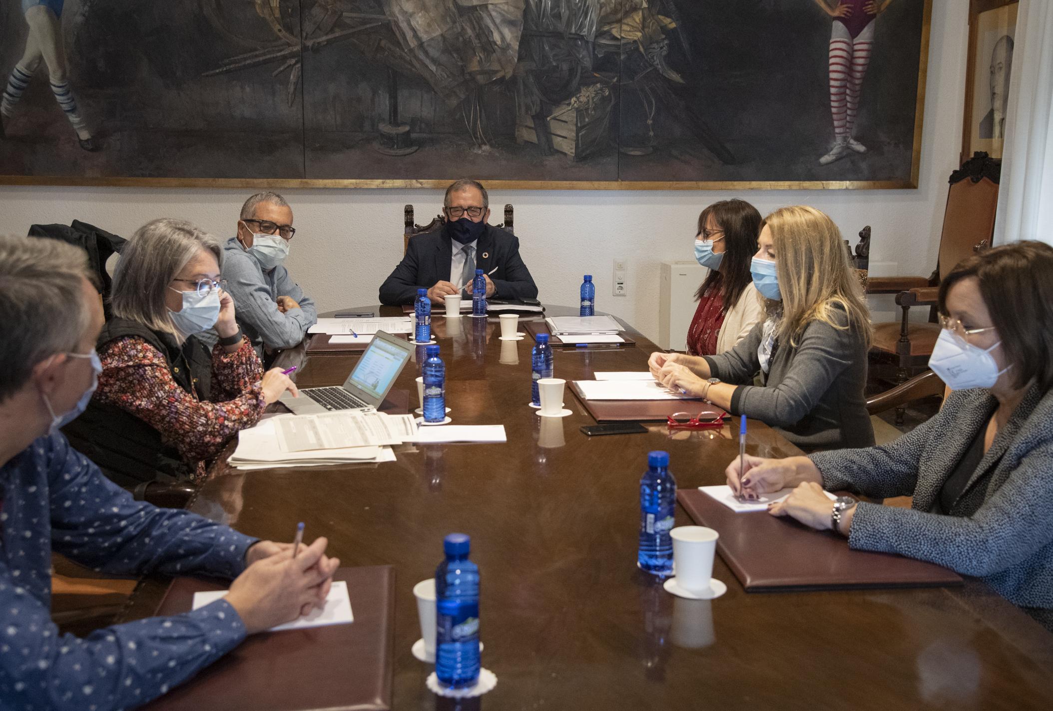 La Diputación de Castellón y la Generalitat activan un plan de choque para reducir las listas de espera en la provincia de Castellón