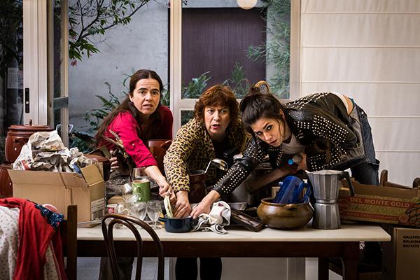 La «Mostra Reclam» presenta en su cuarto fin de semana los estrenos absolutos de 'La sort'  y 'Família normal'
