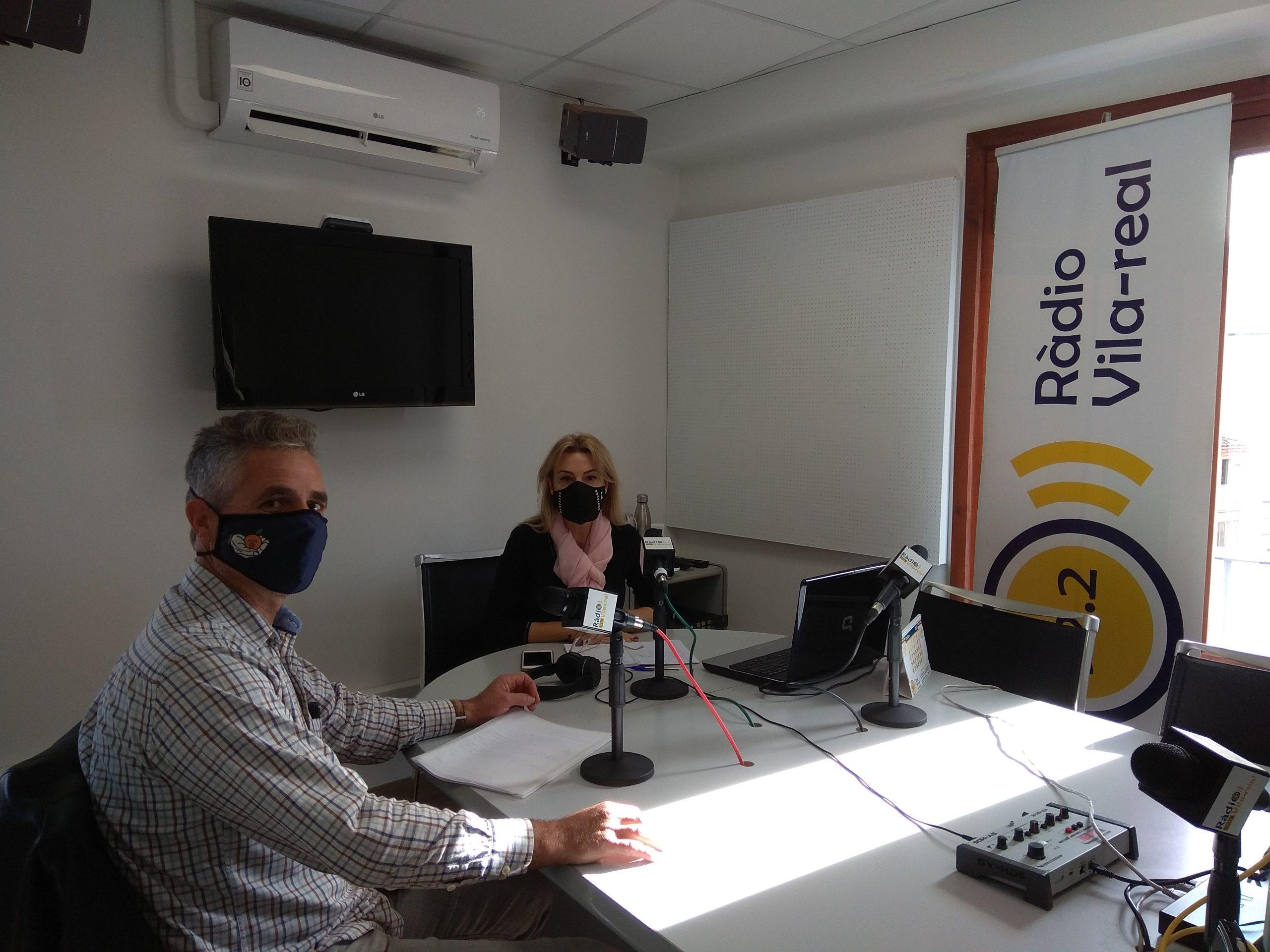 Entrevista al secretario de ALIV, José Pascual Albiol