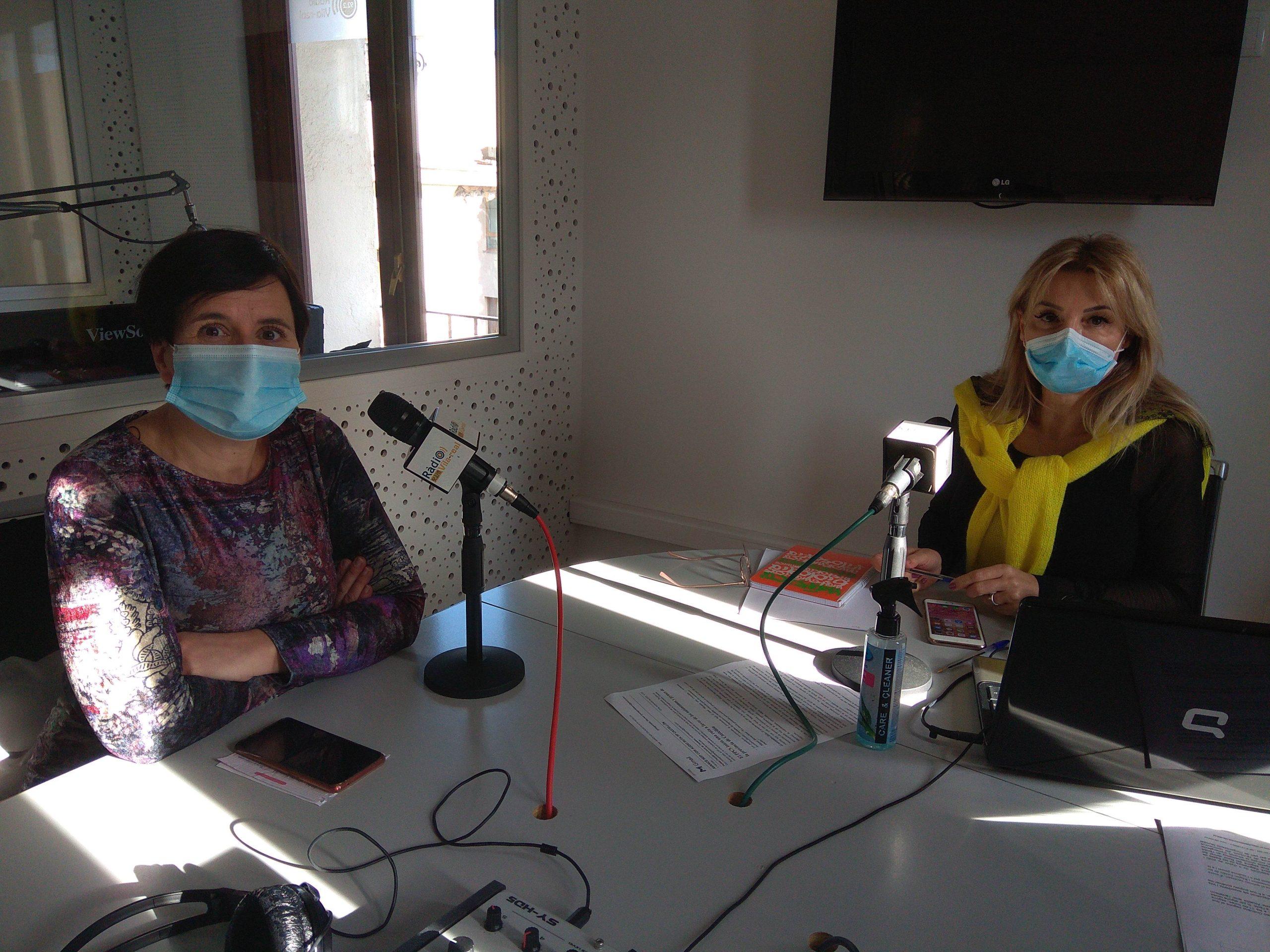 Entrevista a la  coordinadora de «Cineculpable», Sonia de la Vega