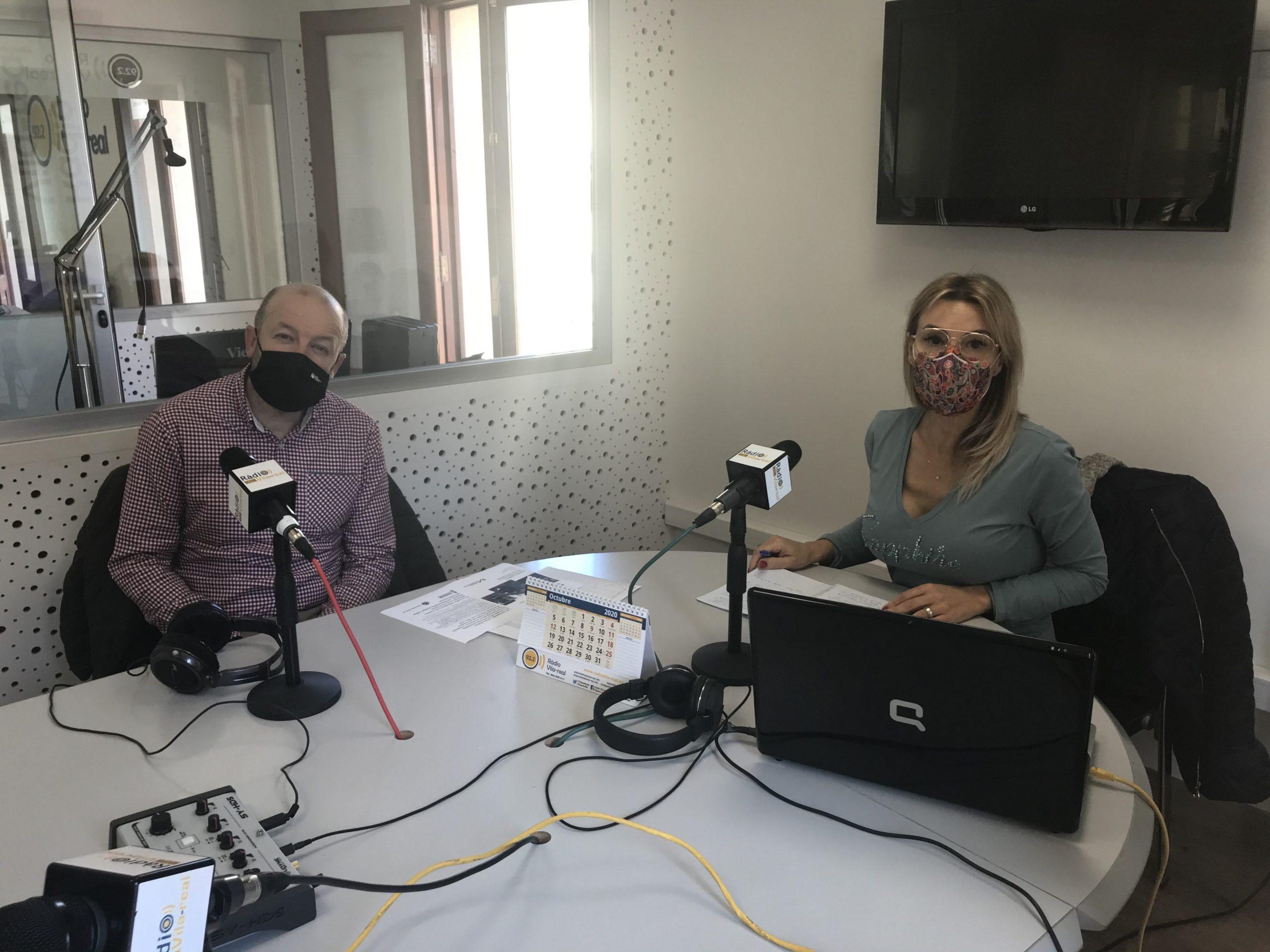 Entrevista a Josep Ramos, Secretario de la «Fundació Caixa Rural Vila-real»