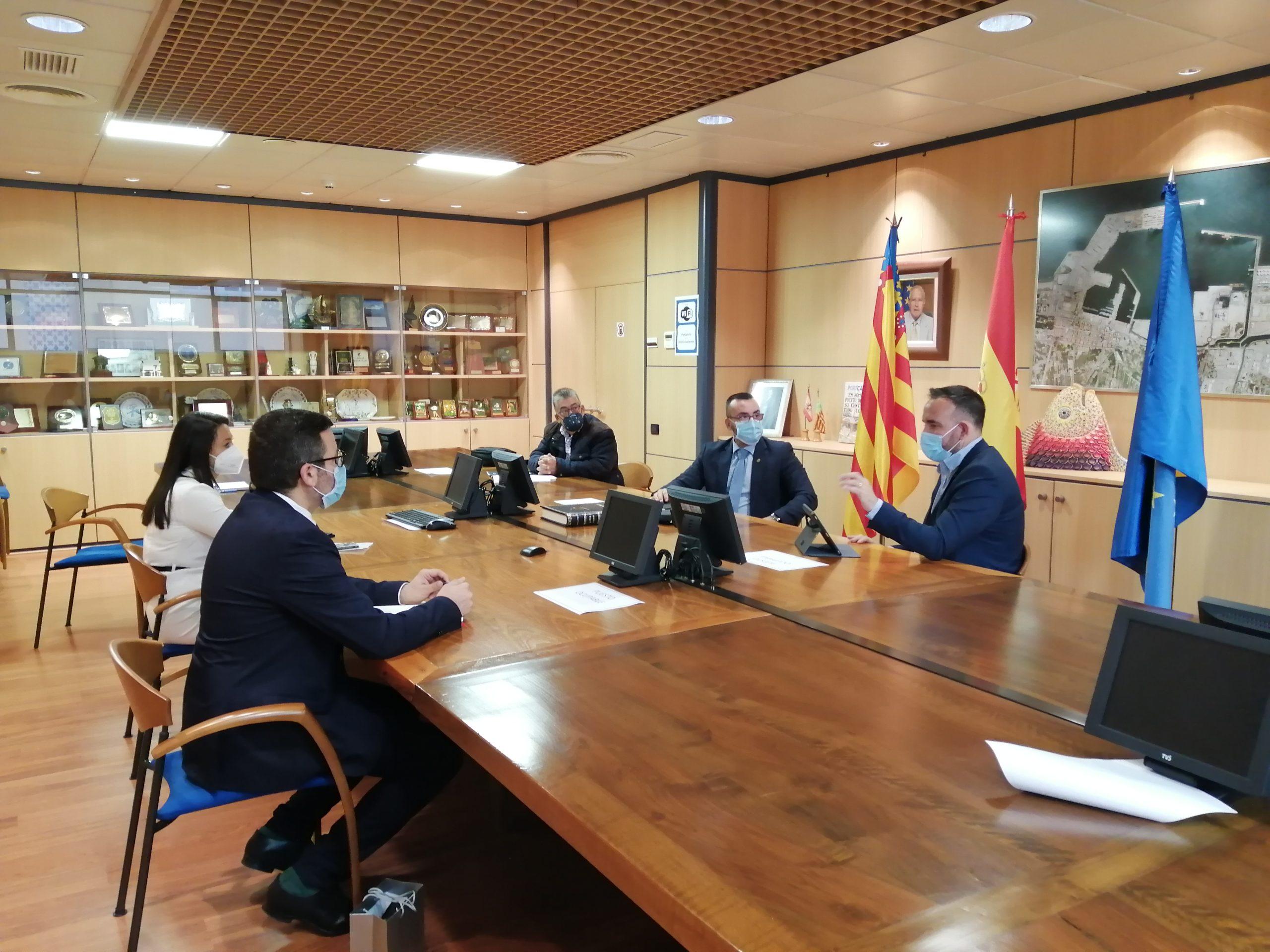 PortCastelló y ayuntamiento de Vila-real impulsan la economía del conocimiento