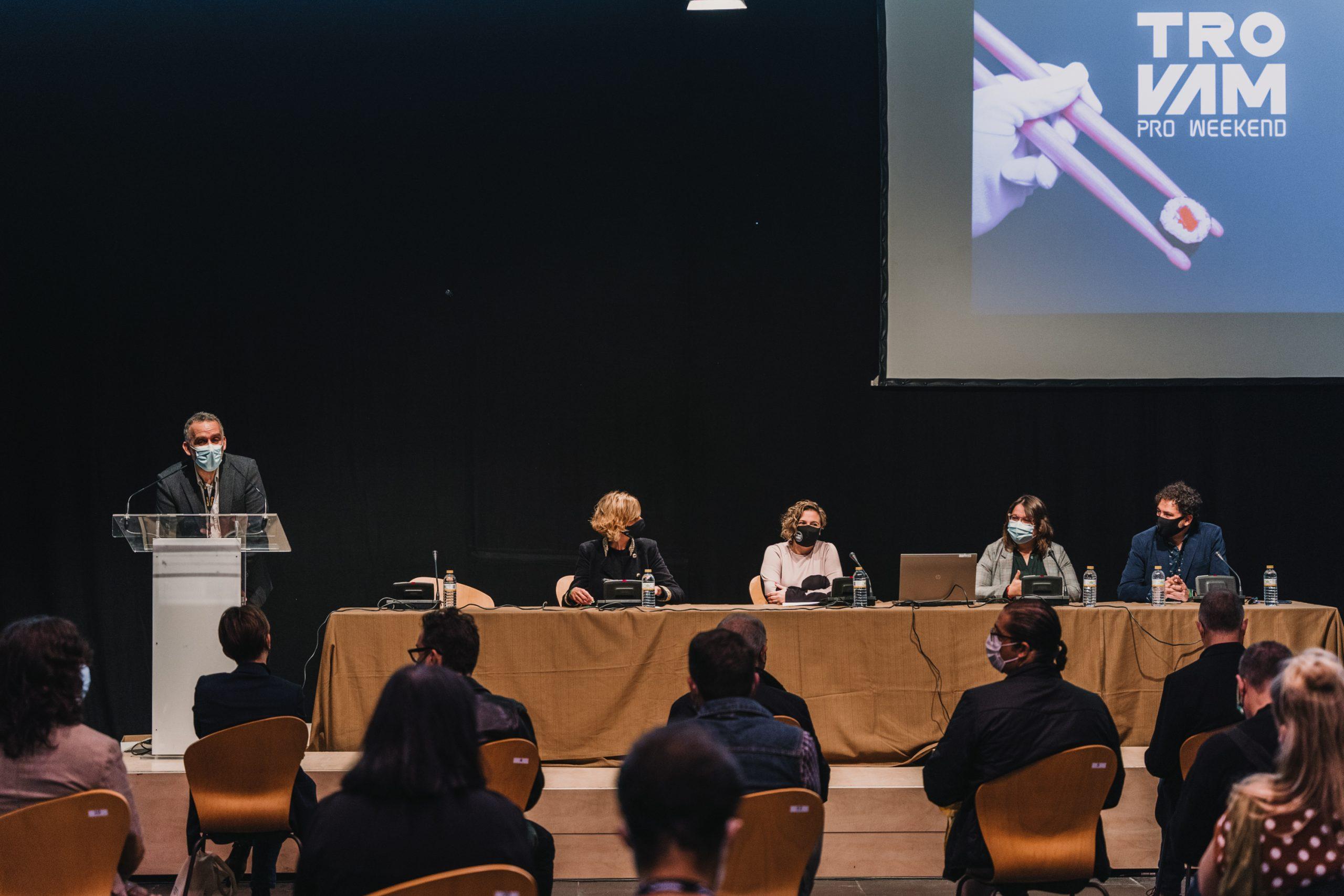 """La diputada provincial de Castellón Ruth Sanz destaca el """"esfuerzo"""" del Trovam para adaptarse a las nuevas normas sanitarias por la Covid-19"""