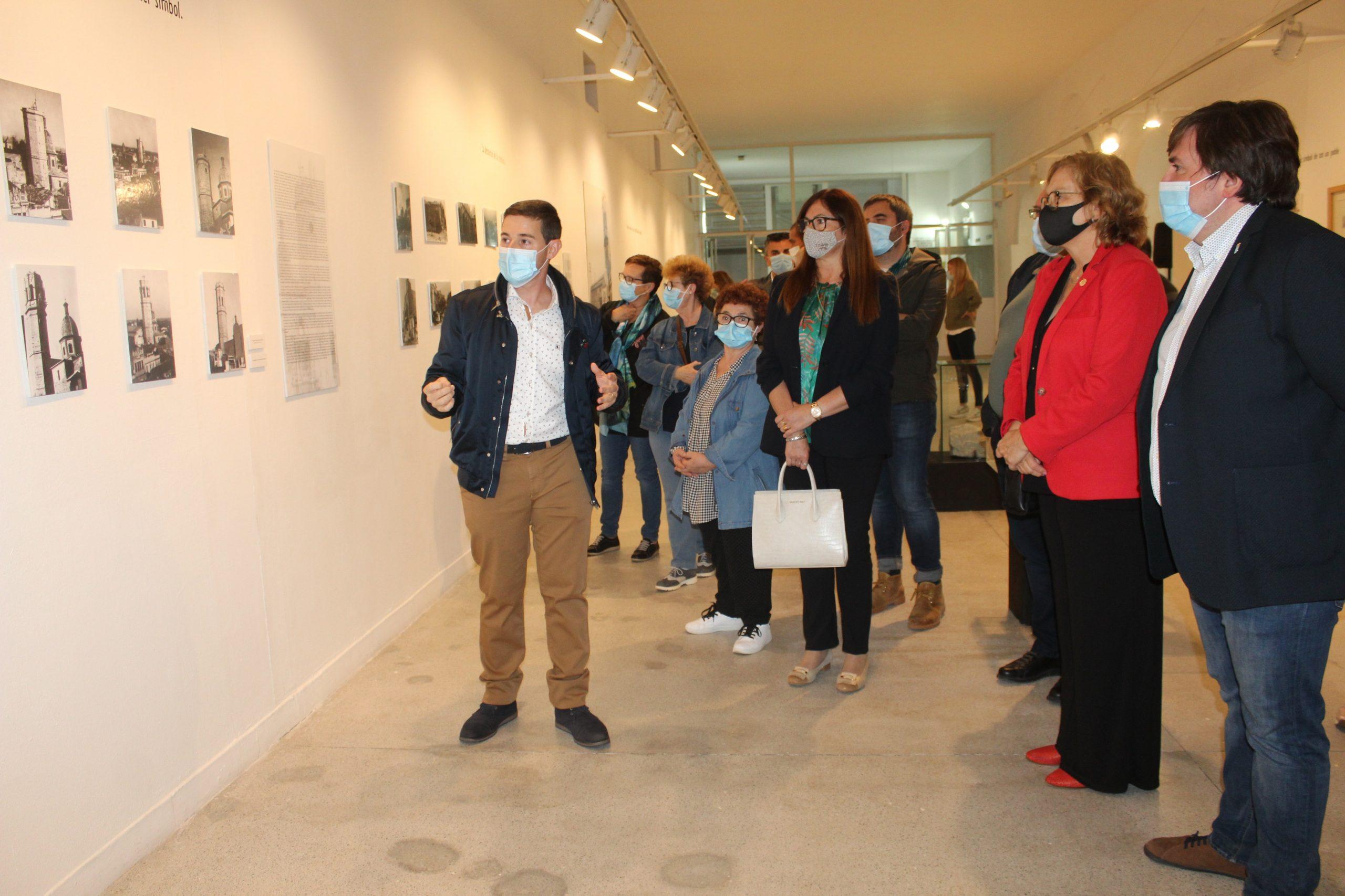 Burriana prorroga hasta el 5 de enero la exposición 'El campanar: memòria d'una reconstrucció 1942-1945'