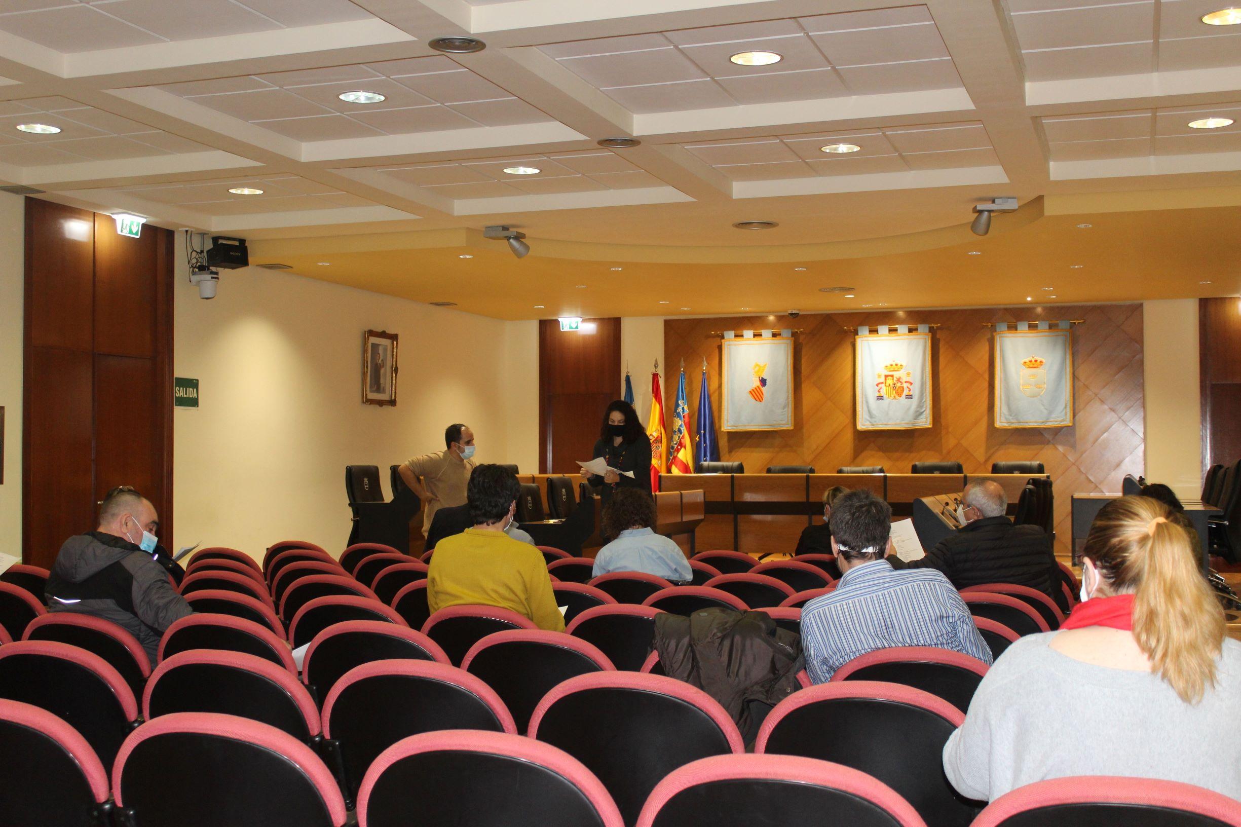 Borriana pone en marcha un proyecto de mejora de la transparencia municipal del Ayuntamiento