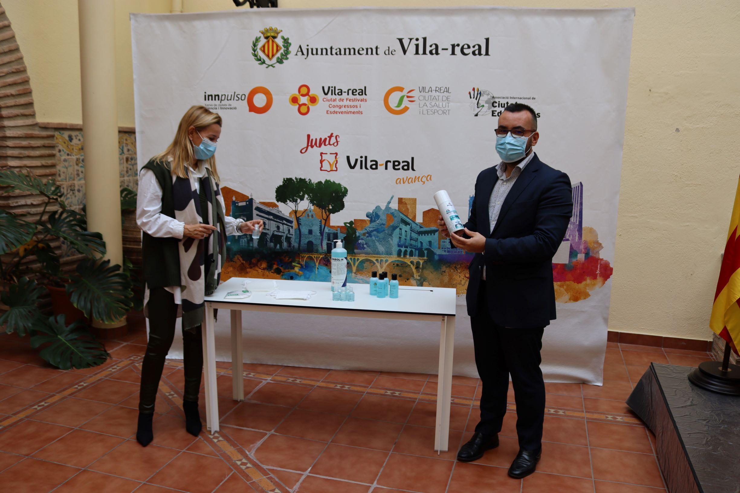 Vila-real amplía el plan de medidas de prevención ante la covid-19 en centros educativos