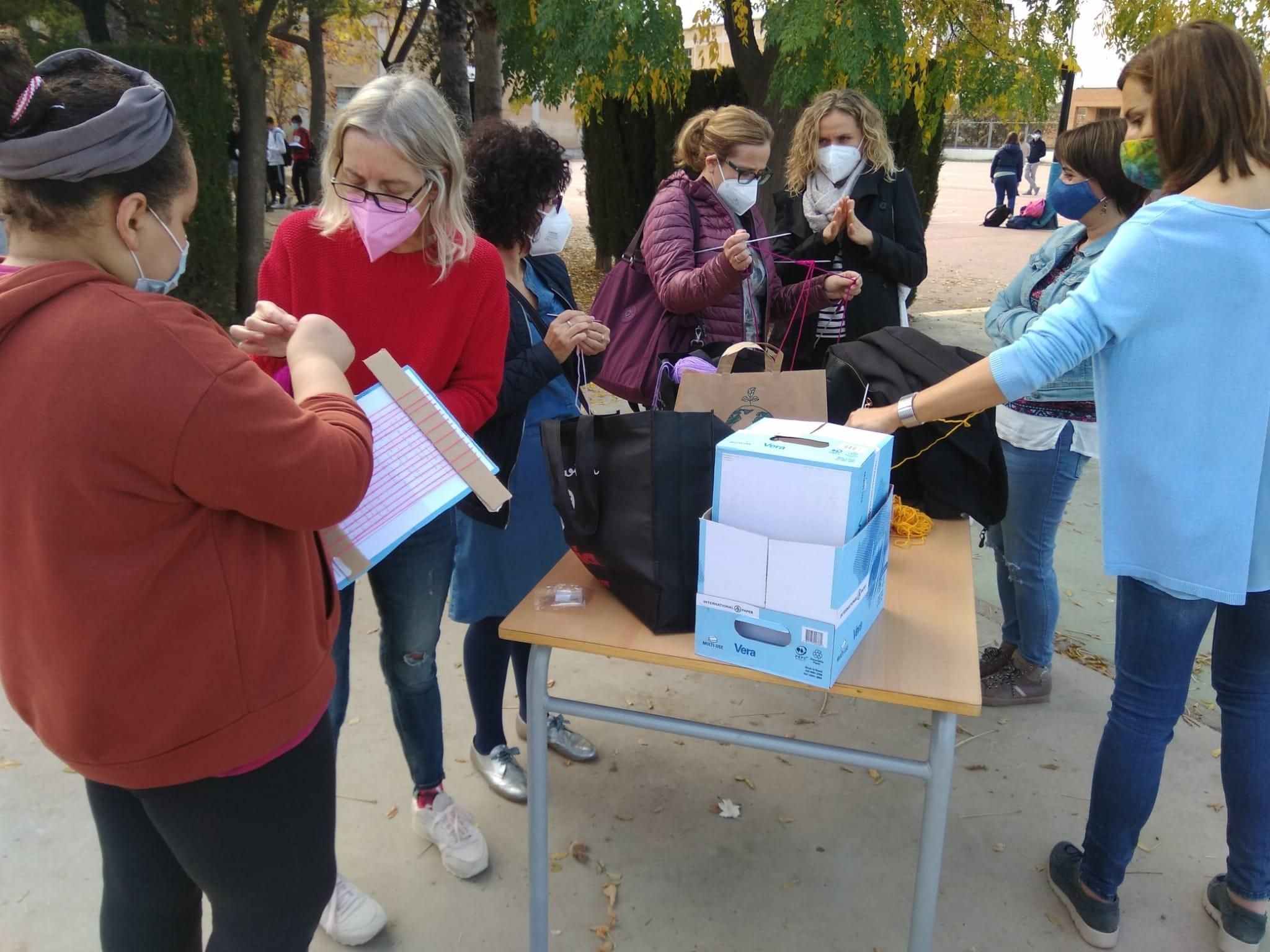 Entrevista a la concejala de Igualdad de Borriana, María Romero