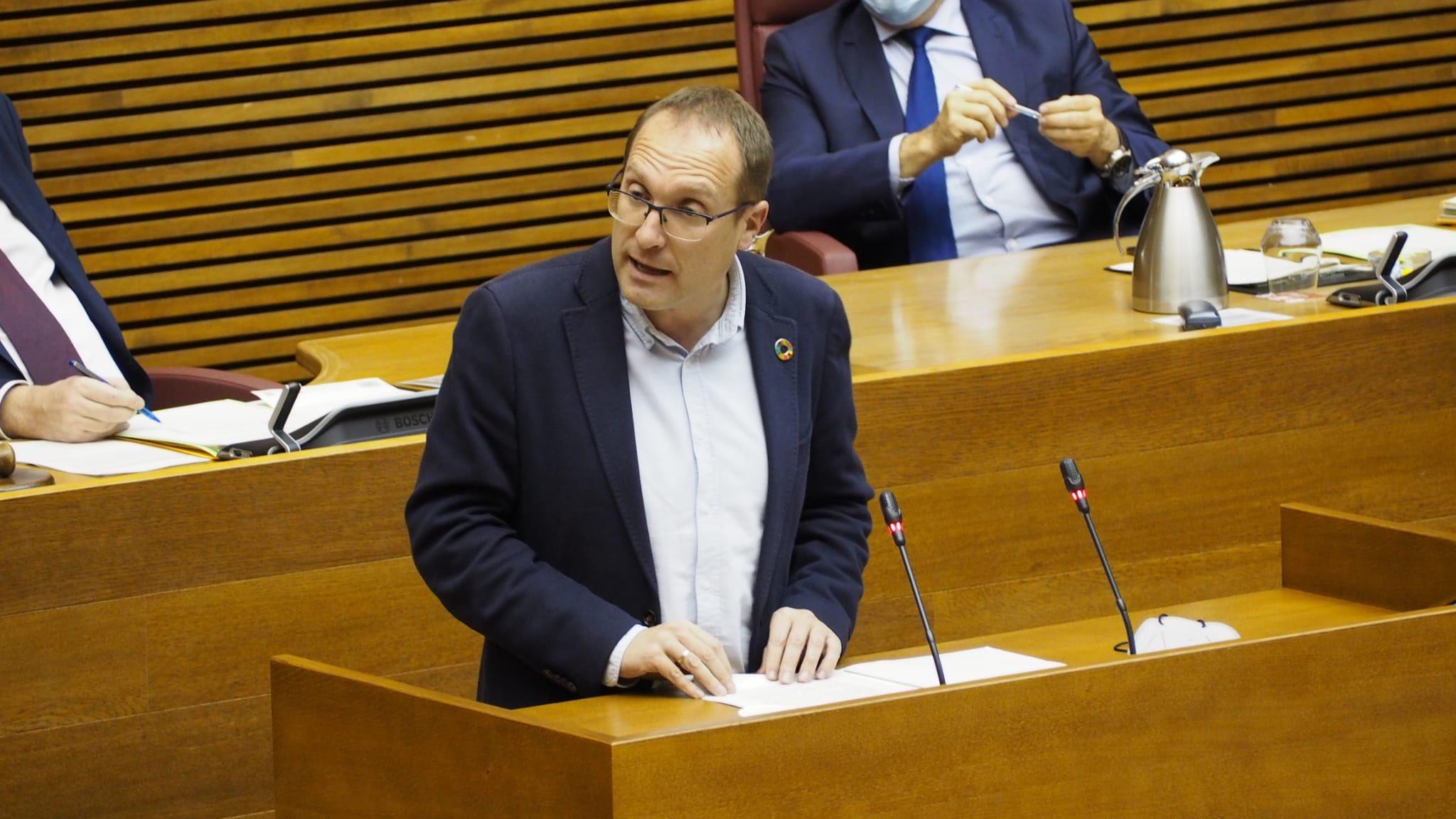 Blanch destaca que la prioridad del PSPV-PSOE en 2020 ha sido combatir la pandemia de forma coordinada desde los distintas instituciones