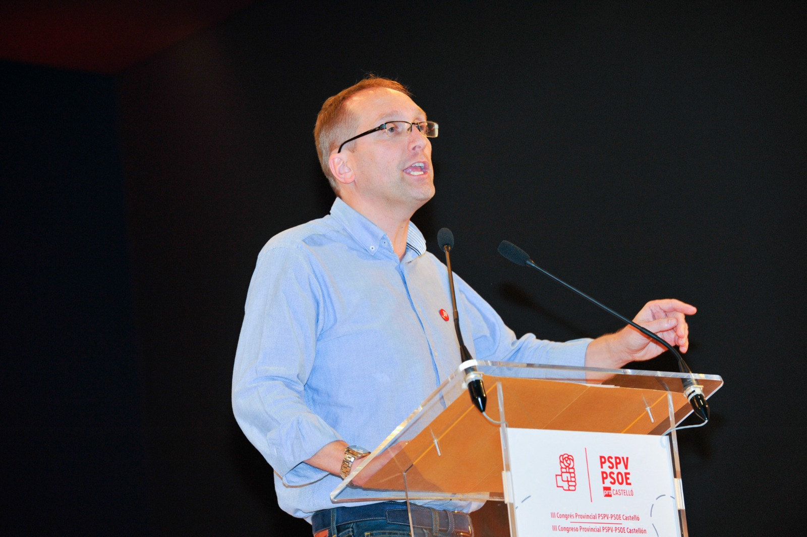 Blanch (PSPV-PSOE) pide que los ayuntamientos y diputaciones puedan gestionar directamente el fondo europeo para la reconstrucción