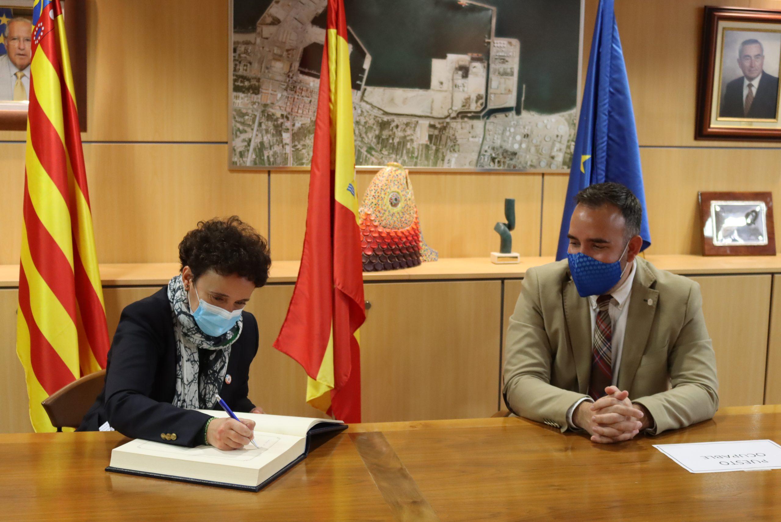 Onda suma una alianza estratégica con el Puerto de Castellón  para fortalecer las ventajas competitivas a las empresas