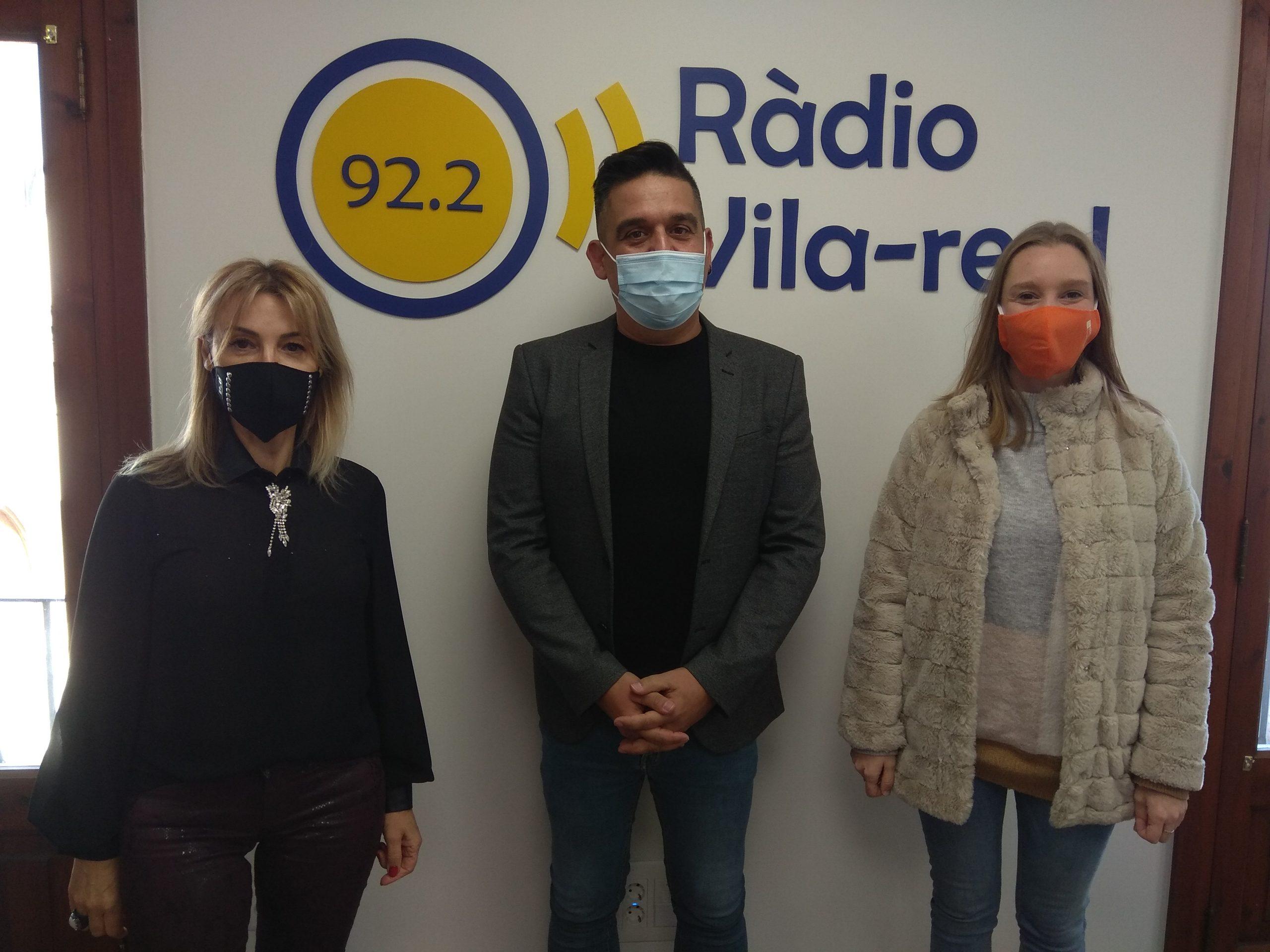 Entrevista al senador de Compromís, Carles Mulet, y portavoz de Vila-real, María Fajardo