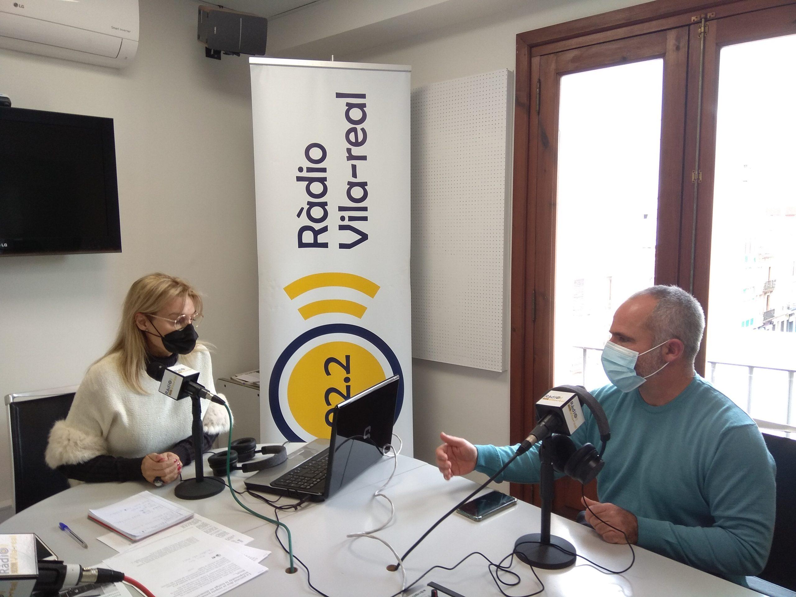 Entrevista al secretario general de La Unió, Carles Peris