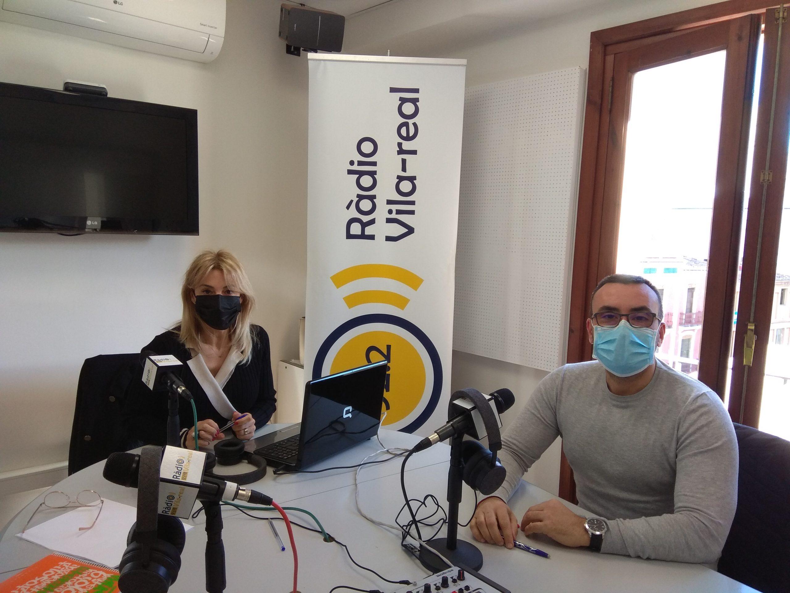 Participa y escucha nuestra sección «L'alcalde t'escolta» con José Benlloch