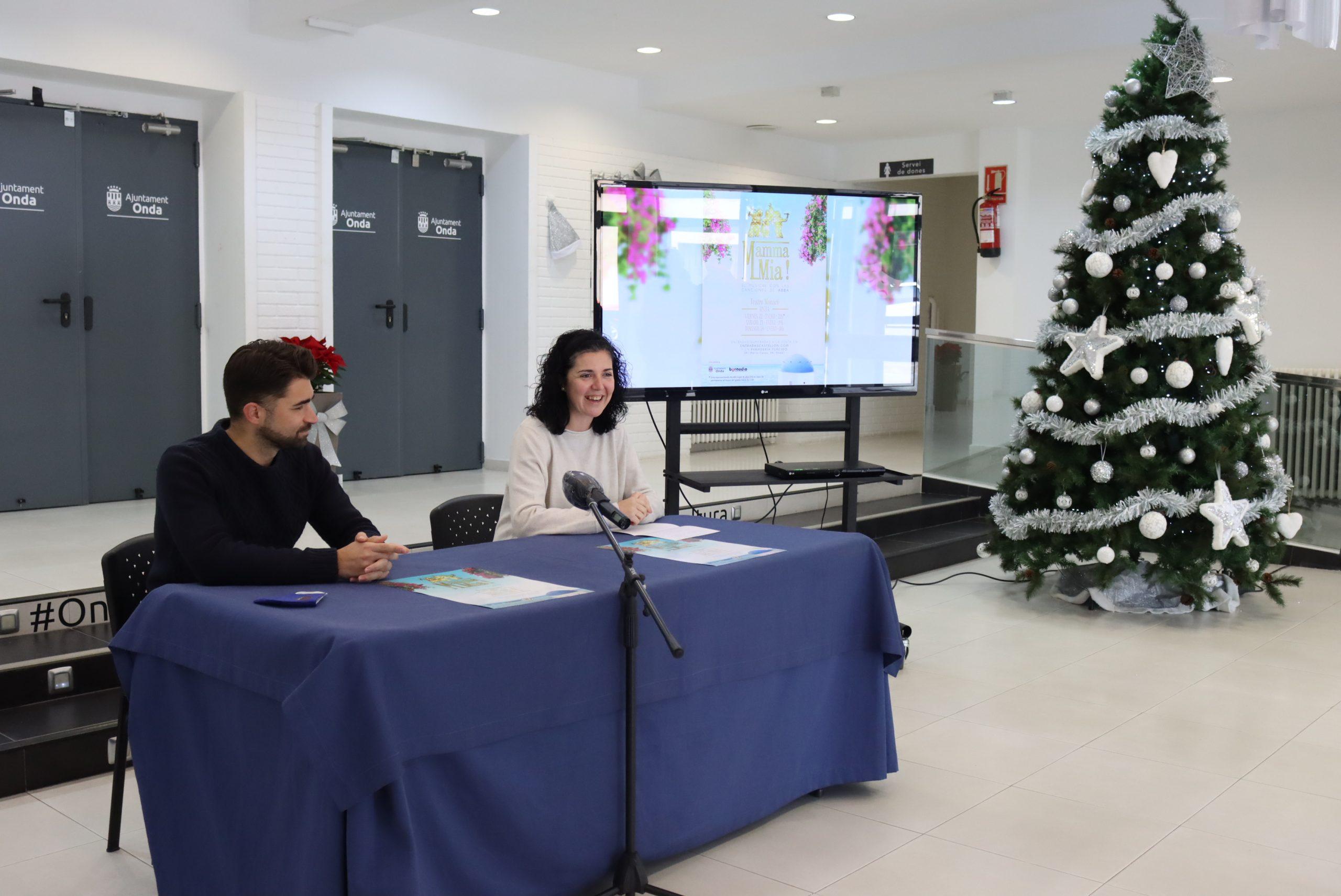 Entrevista a la concejala de Fiestas de Onda, María Prades