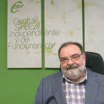 Entrevista al portavoz de Sanidad del CSIF de Castellón, Vicente Navarro