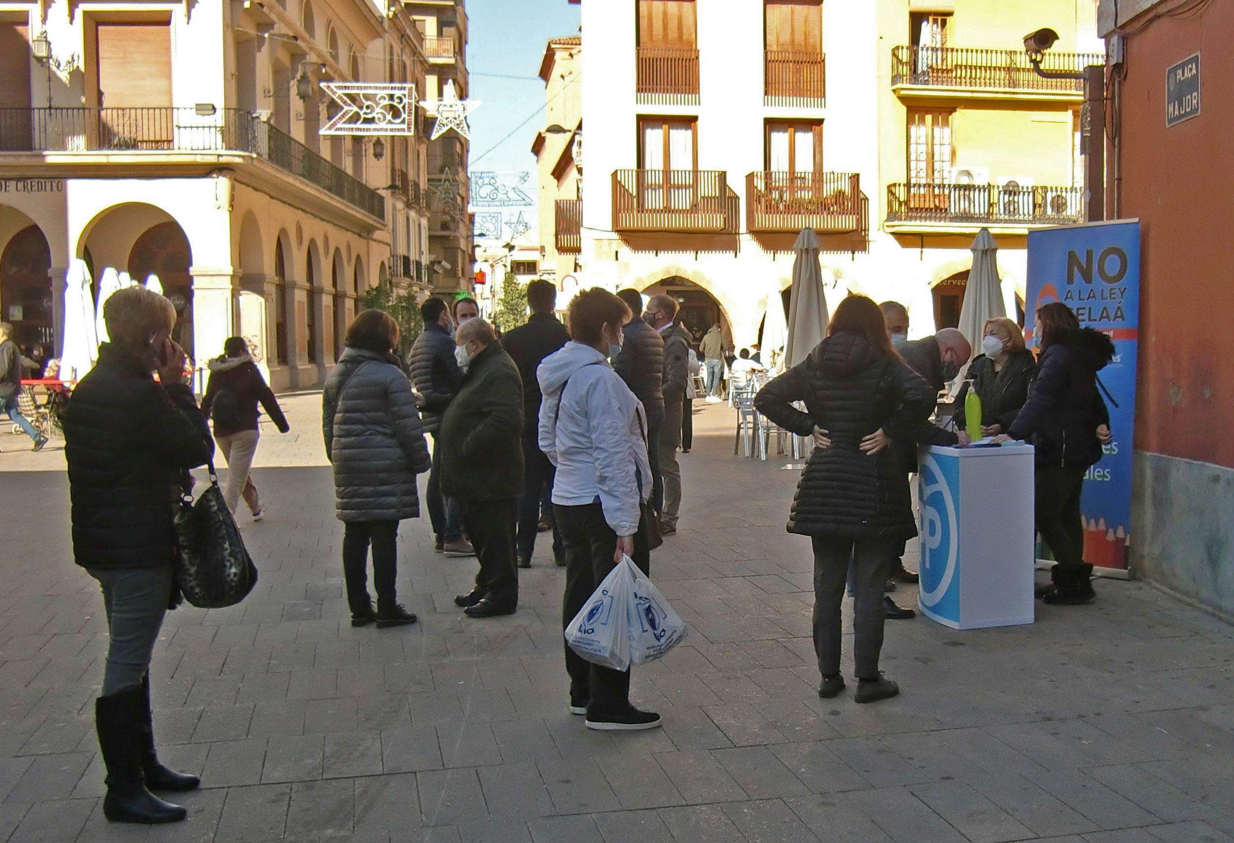 El PP de Vila-real apoya la libertad educativa en la ciudad