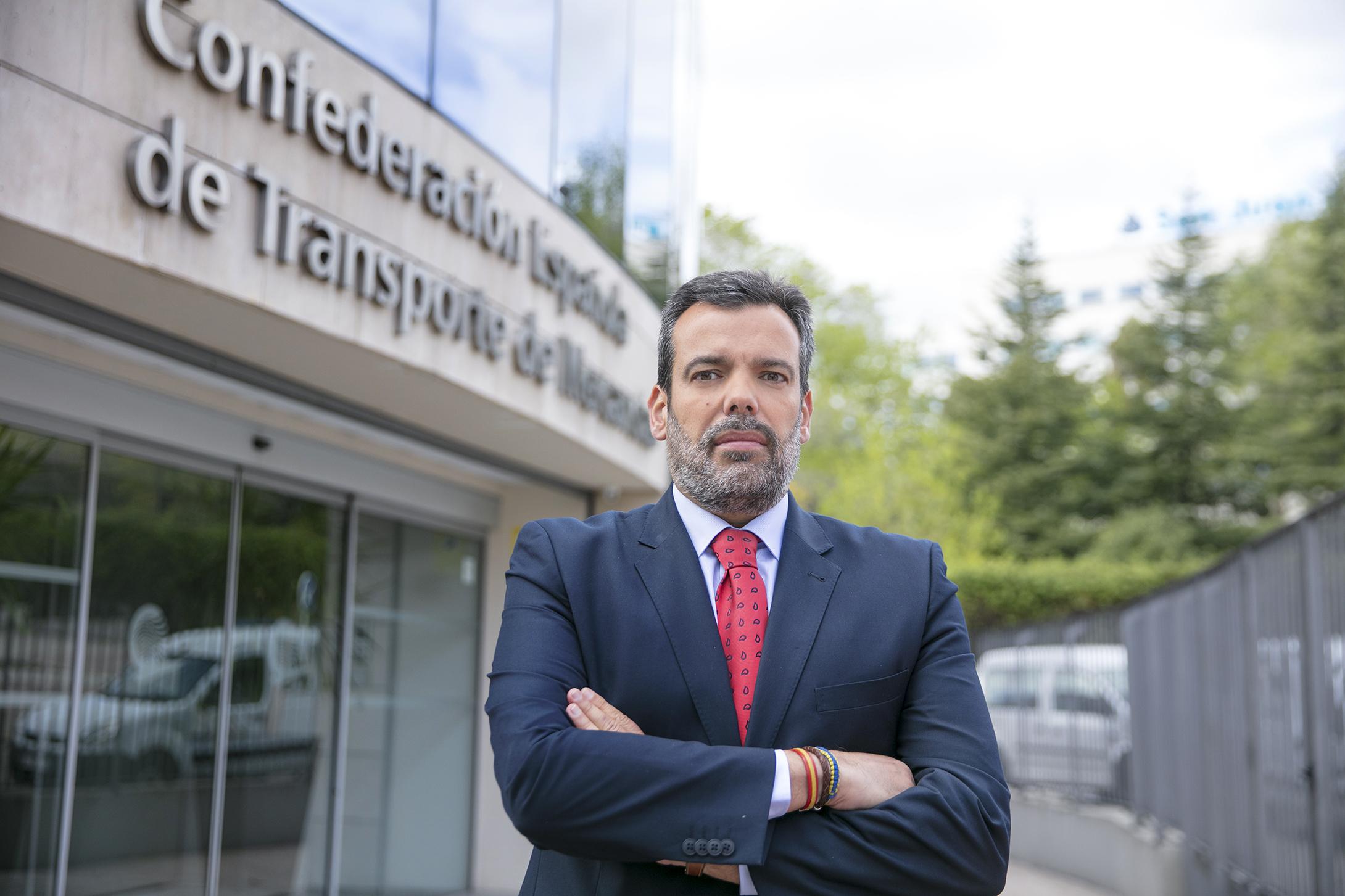 Entrevista al secretario general adjunto de la CETM, Dulsé Díaz