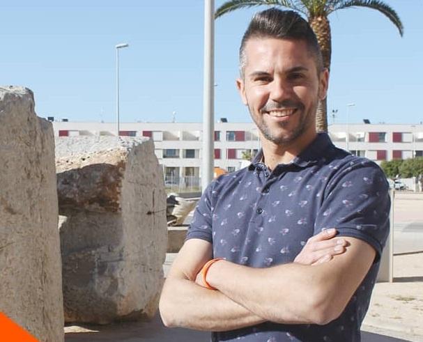 El concejal de Cs de Les Alqueries, Martín Cortés, pasa a formar parte del grupo mixto