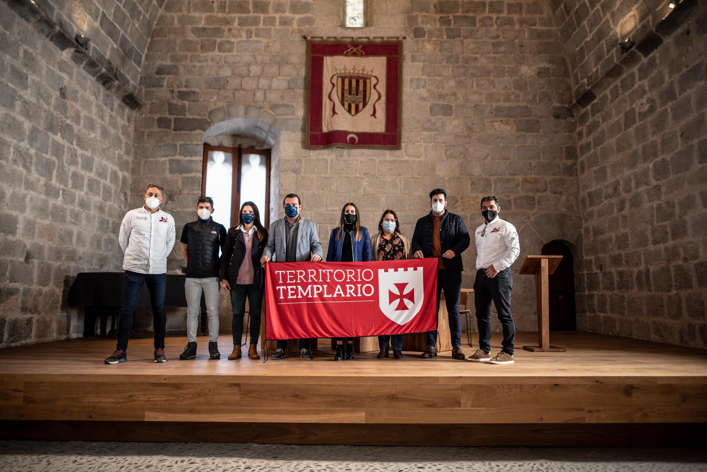 Nueve municipios de Castellón acogerán en marzo de 2021 la segunda edición del 'Territorio Templario Run & Bike Experiencie'
