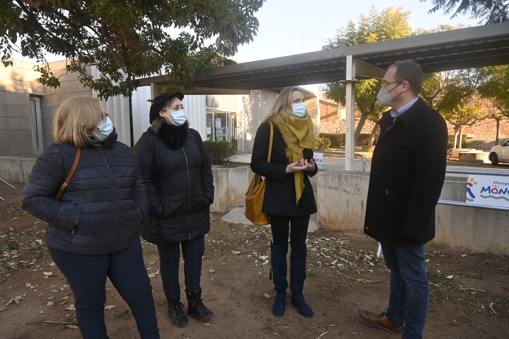 Blanch (PSPV-PSOE) pone la ampliación del centro de salud de Moncofa como ejemplo de la apuesta del Gobierno del Botánico por unos servicios públicos dignos