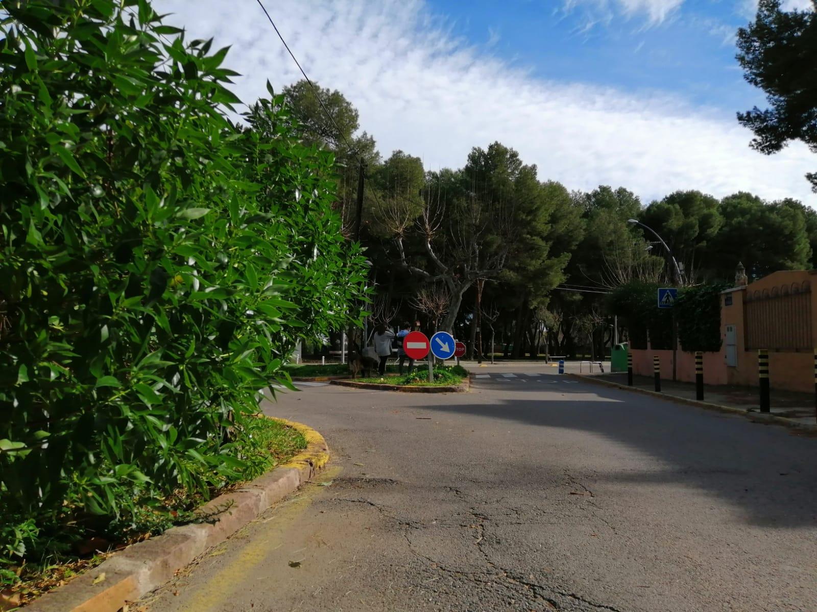Cs de Vila-real reclama un mantenimiento más regular del Termet para mejorar la seguridad vial