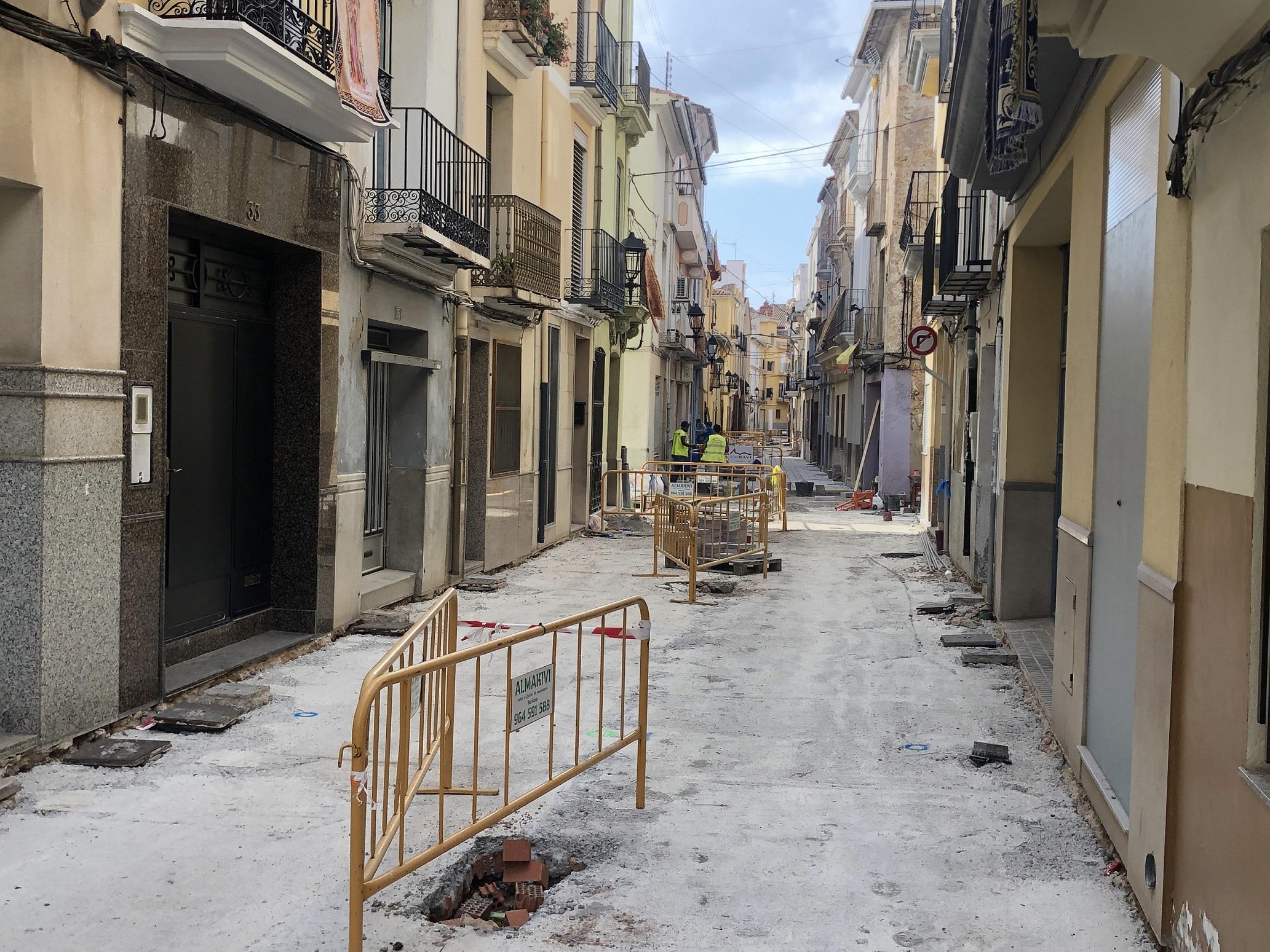 Almassora 'factura' a Europa 381.000 euros por obras de 2020