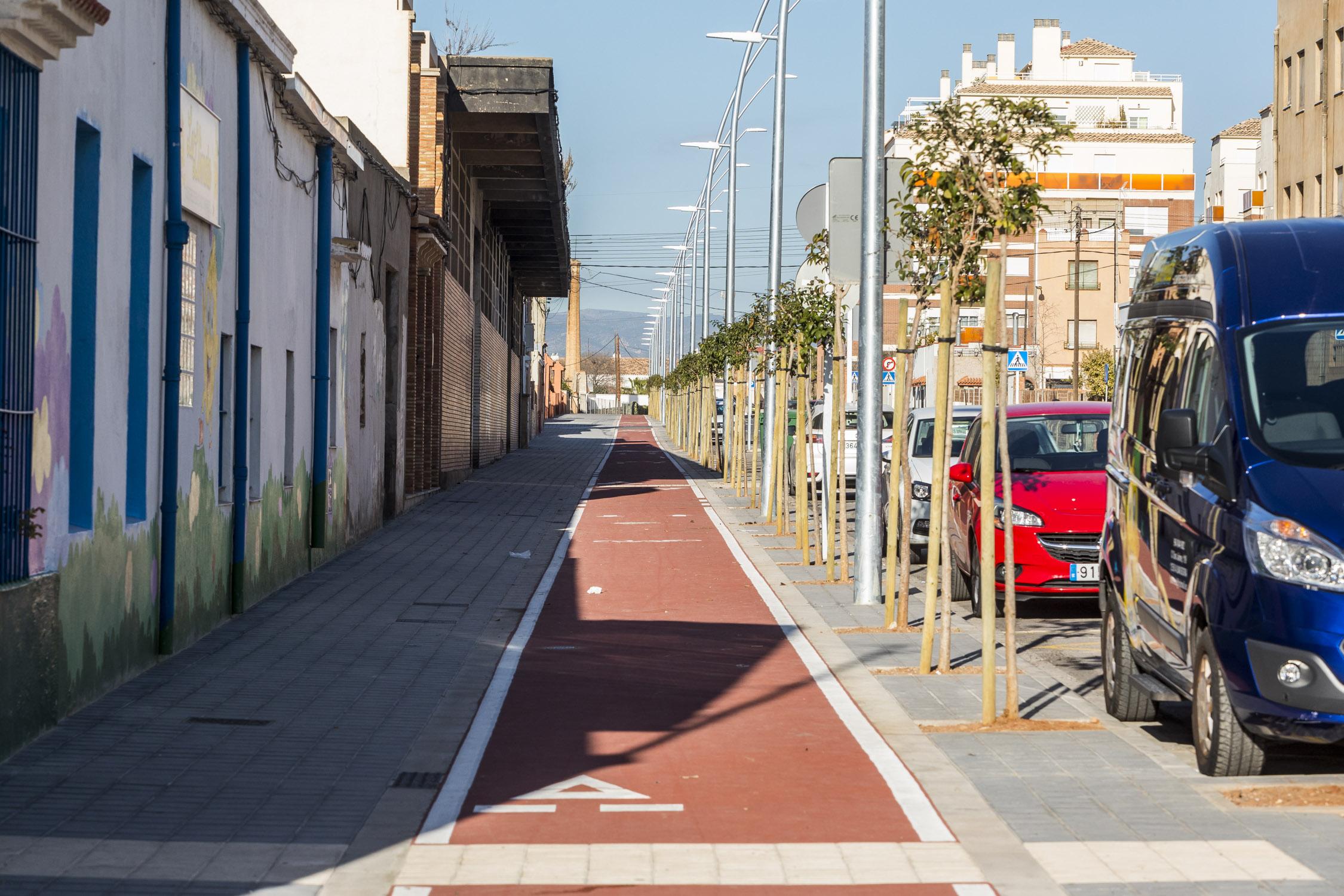 Seis empresas optan a reformar el bulevar San Jaime de Almassora