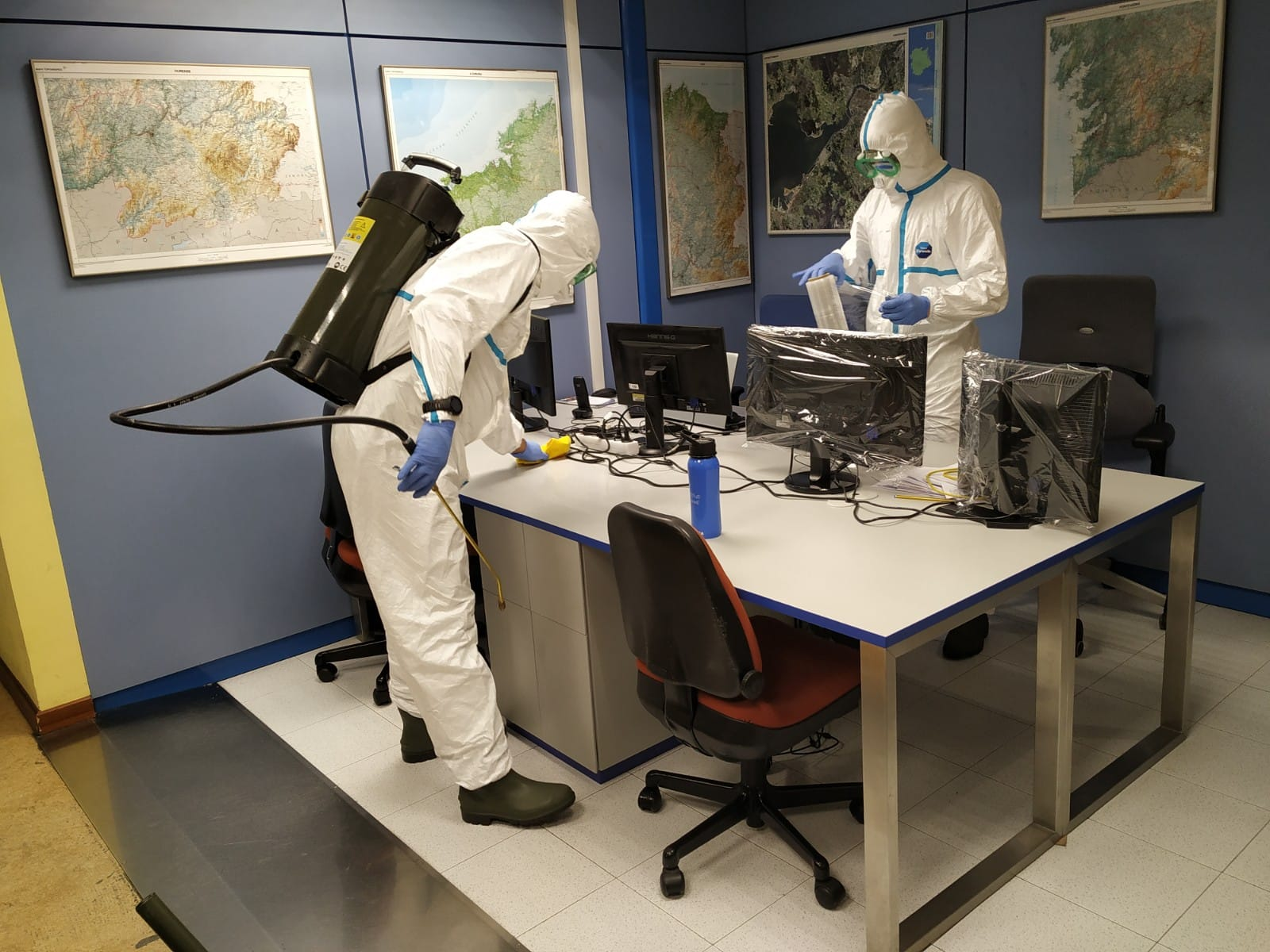CSIF reclama la desinfección del centro de salud de Oropesa tras un contagio múltiple entre los sanitarios