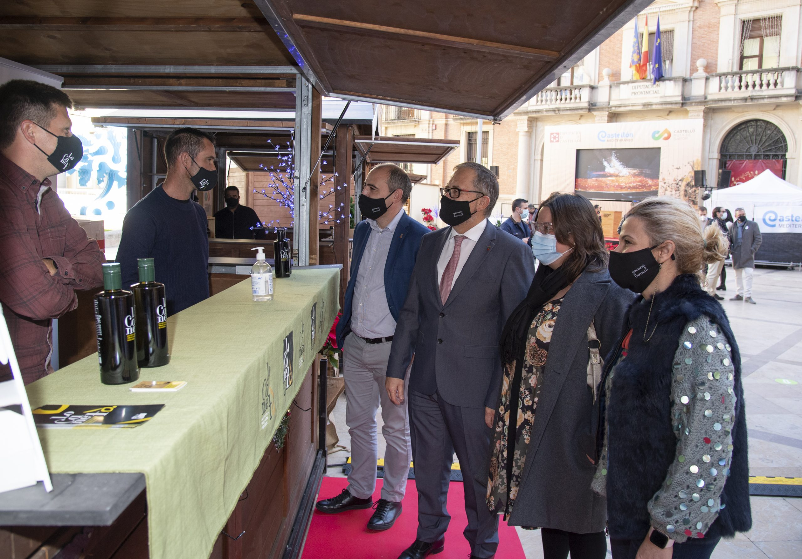 La Diputación de Castellón trabaja en la redefinición de 'Castelló Ruta de Sabor' como reclamo turístico gastronómico nacional e internacional