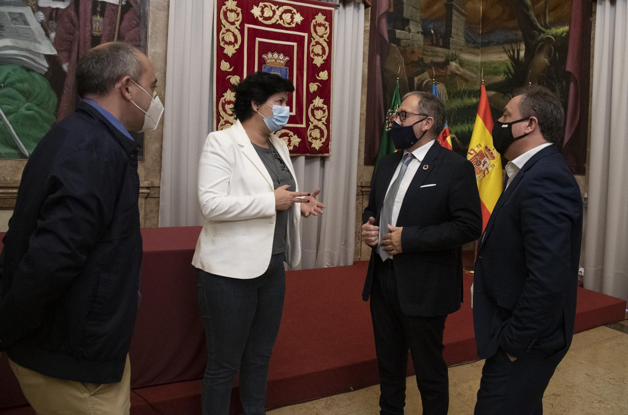 La Diputación de Castellón aprueba adelantos de tesorería de 56,4 millones de euros para 77 ayuntamientos a los que gestiona su recaudación municipal